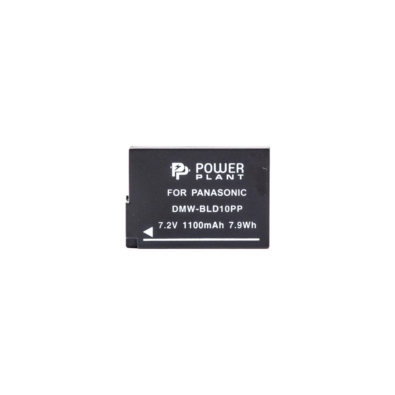 Аккумулятор к фото/видео PowerPlant Panasonic DMW-BLD10PP (DV00DV1298) изображение 2