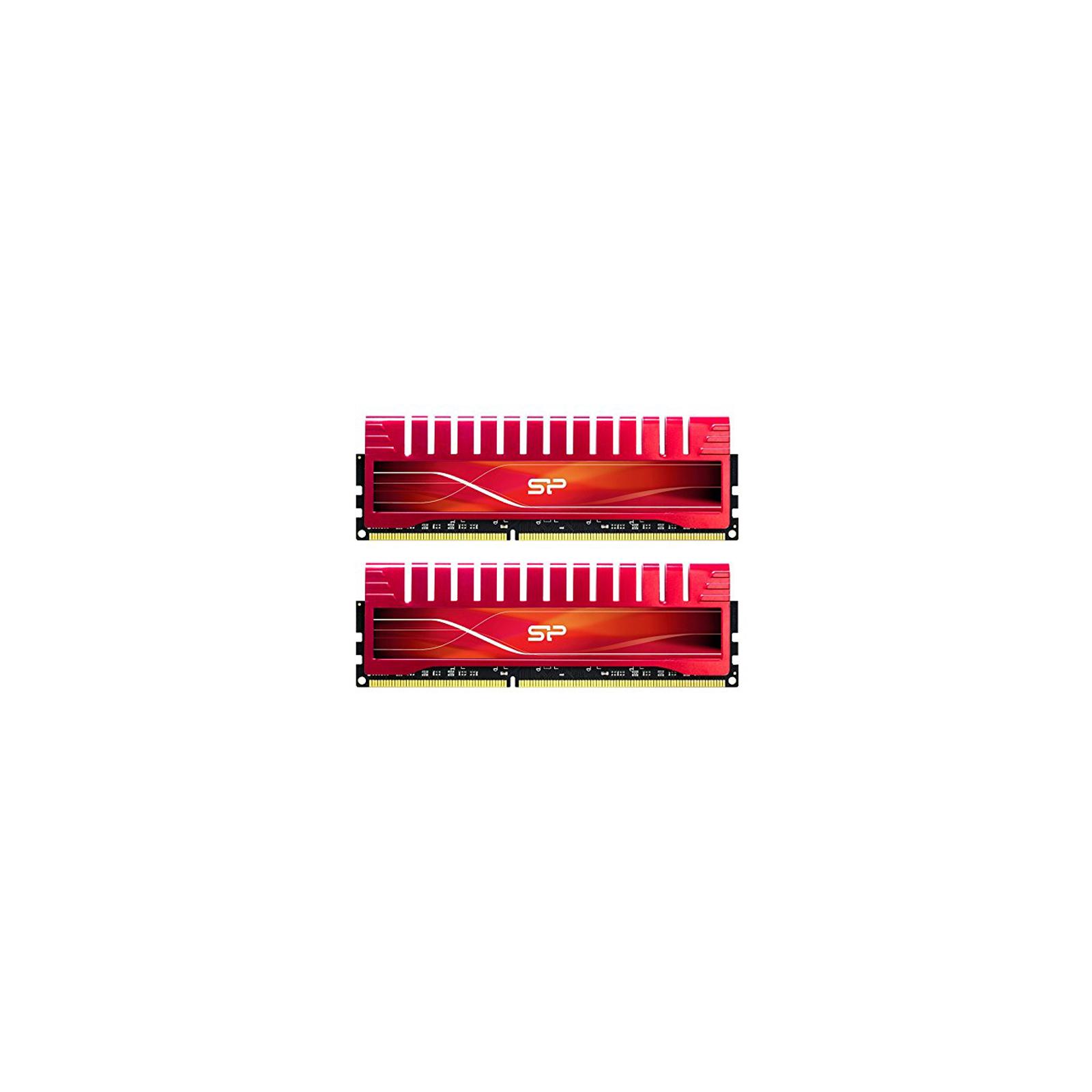 Модуль памяти для компьютера DDR3 16GB (2x8GB) 1866 MHz X-Power Silicon Power (SP016GXLYU18ANDA)