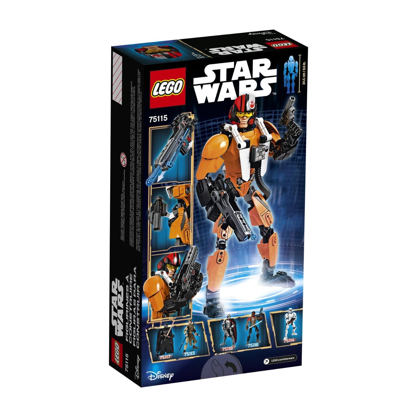 Конструктор LEGO Star Wars По Демерон (75115) изображение 8