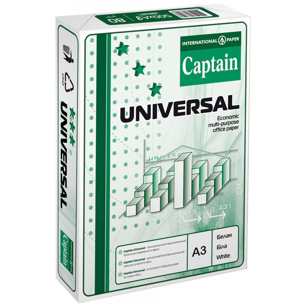 Бумага Captain A3 Universal (Я65803)