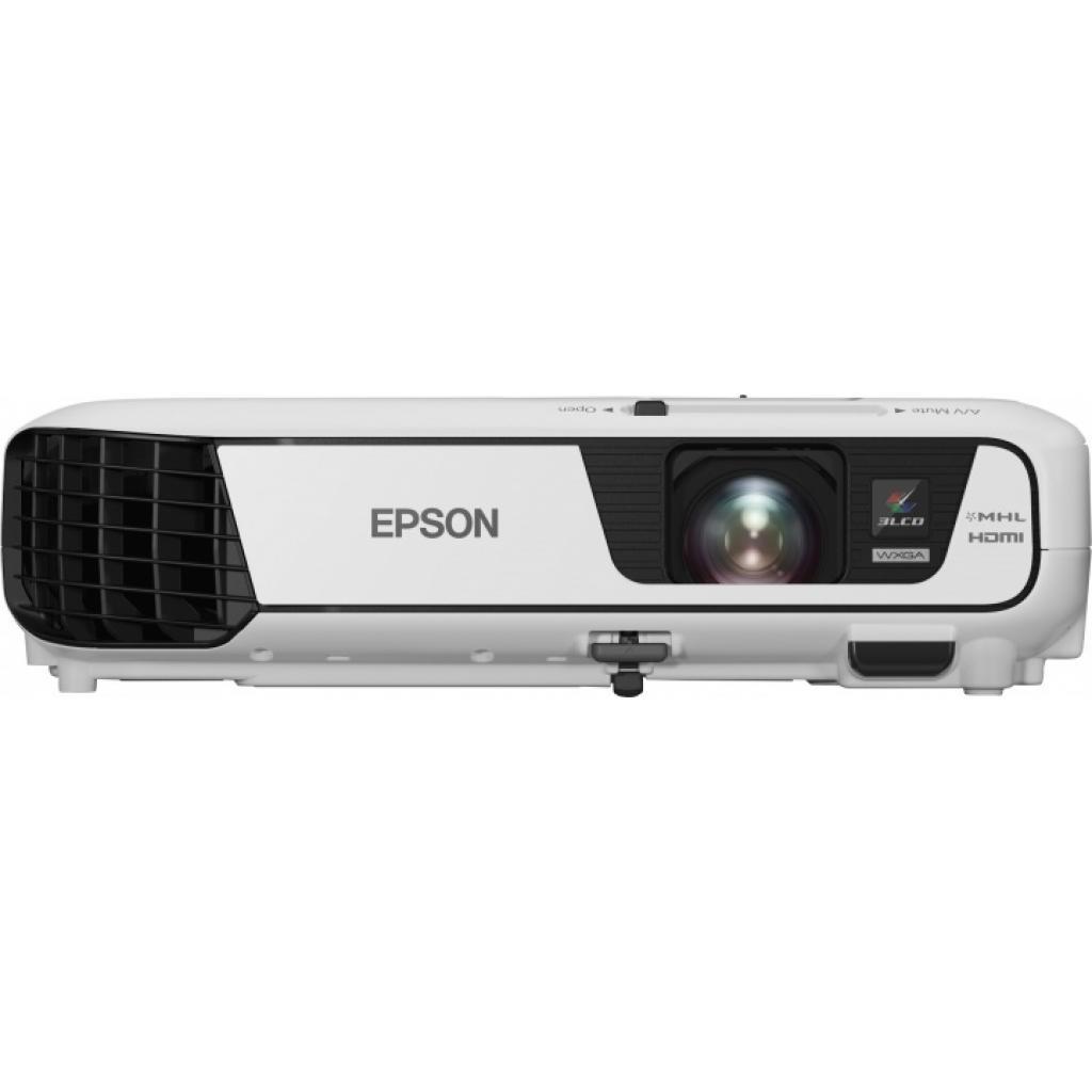Проектор EPSON EB-W32 (V11H721040) изображение 2