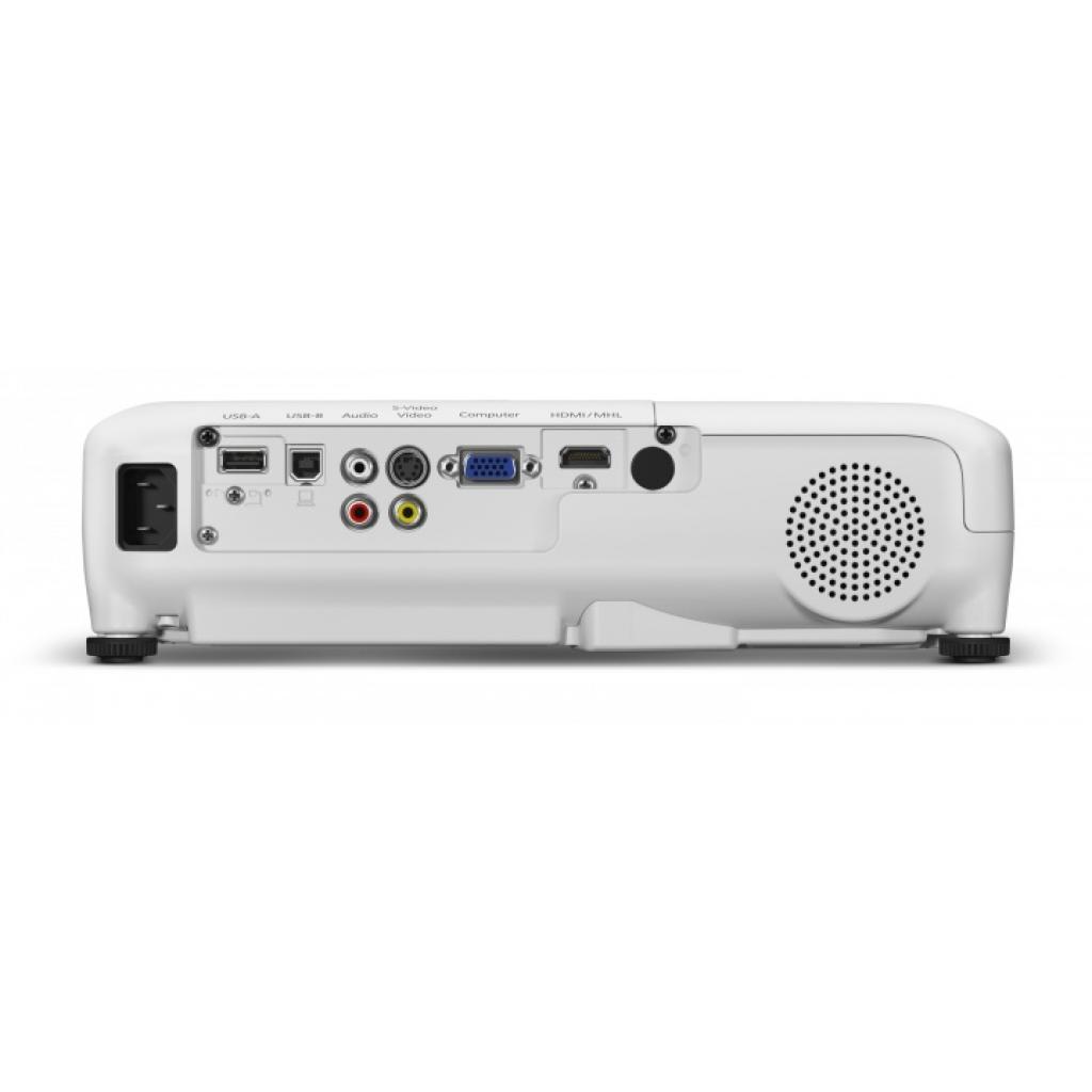 Проектор EPSON EB-W32 (V11H721040) изображение 4