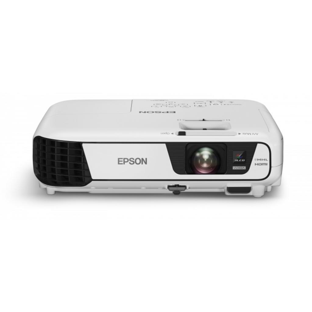 Проектор EPSON EB-W32 (V11H721040) изображение 5