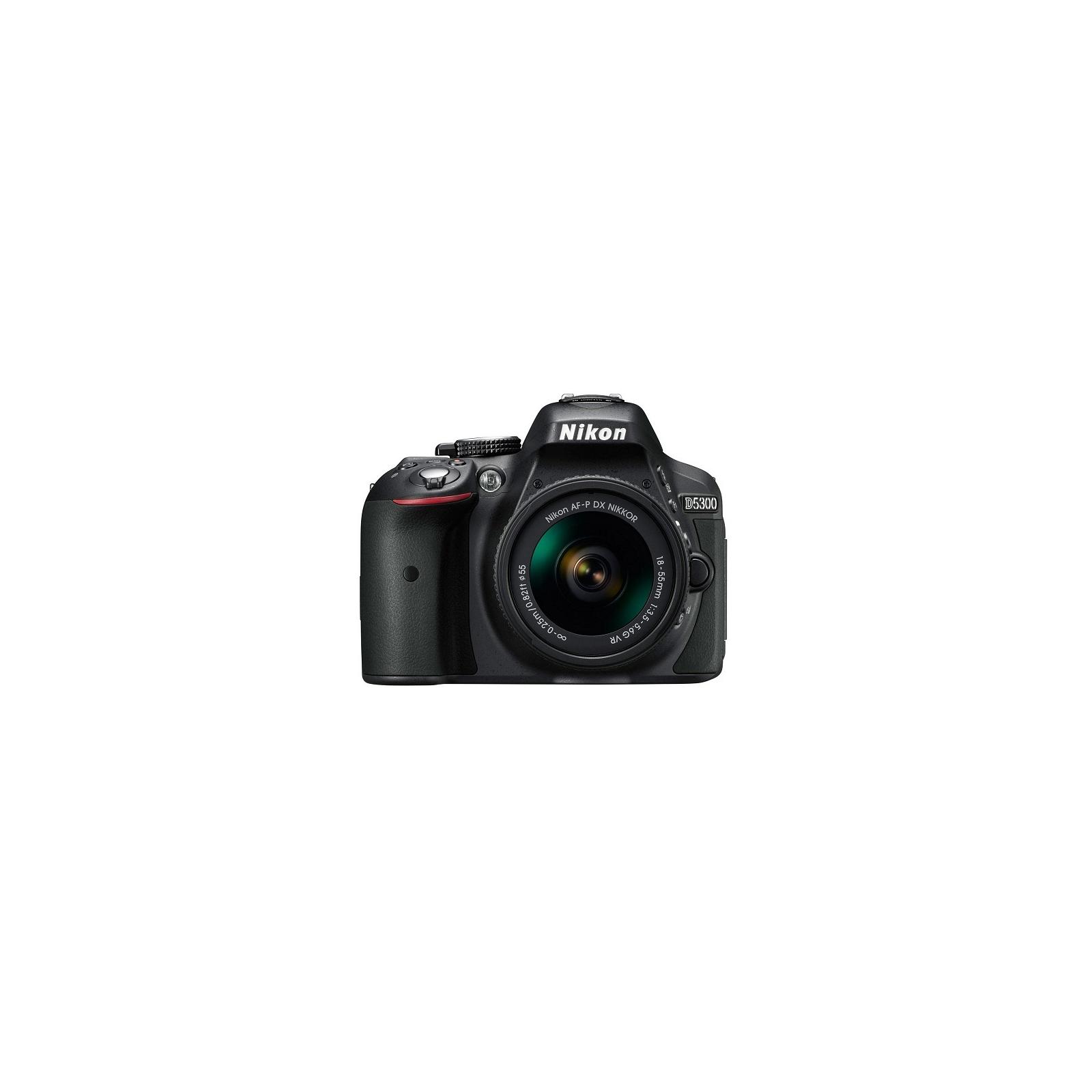 Цифровой фотоаппарат Nikon D5300 + AF-P 18-55VR kit (VBA370K007) изображение 2