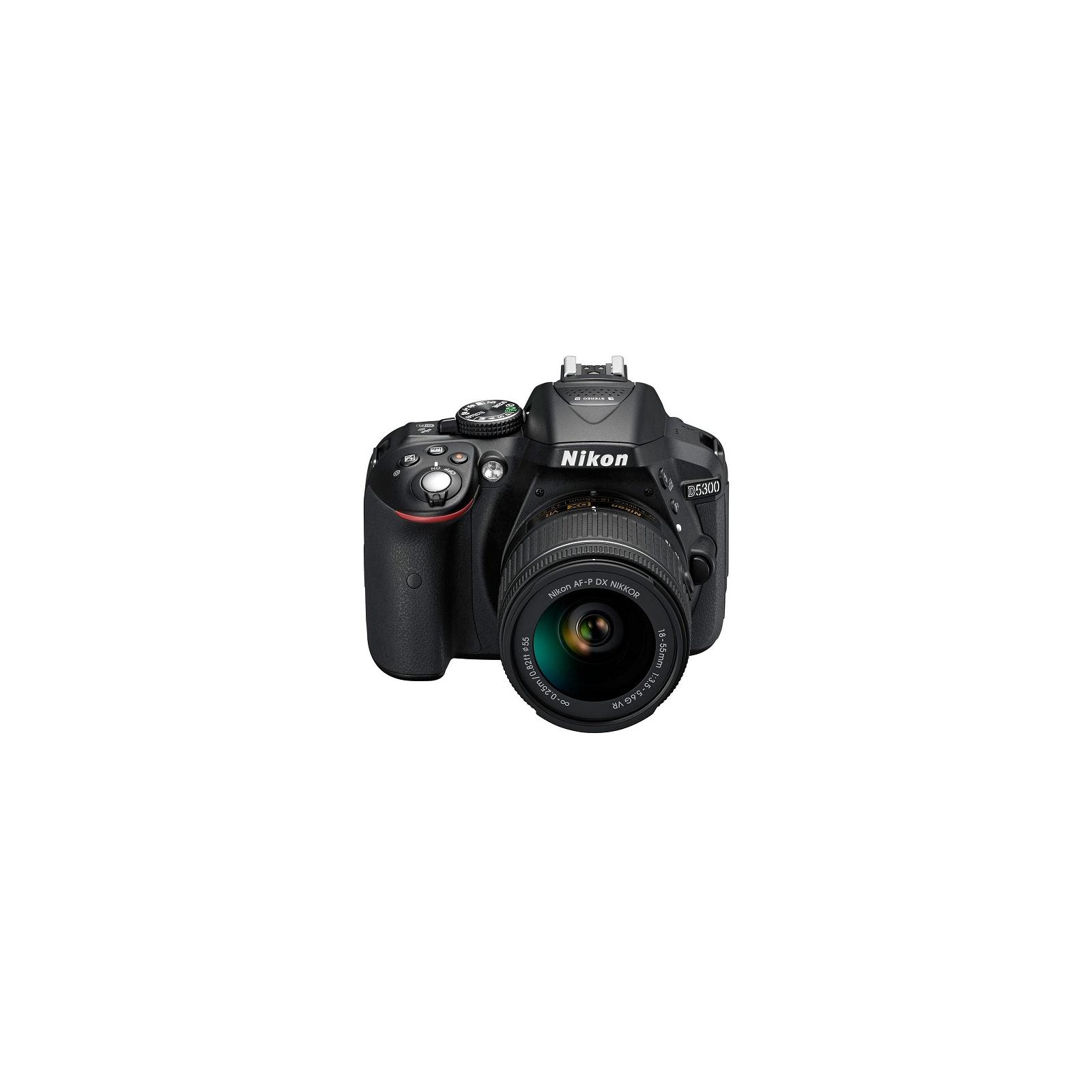 Цифровой фотоаппарат Nikon D5300 + AF-P 18-55VR kit (VBA370K007) изображение 4