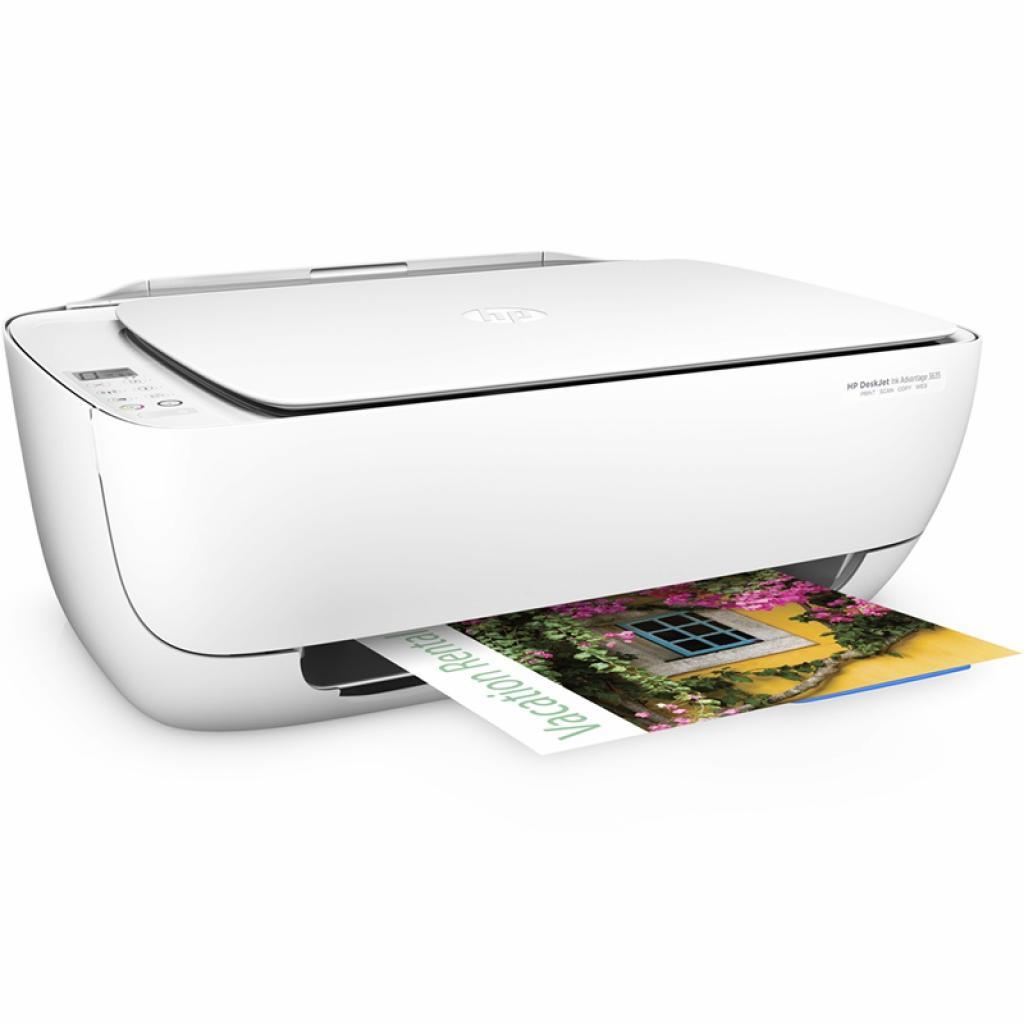 Многофункциональное устройство HP DeskJet Ink Advantage 3635 c Wi-Fi (F5S44C) изображение 3