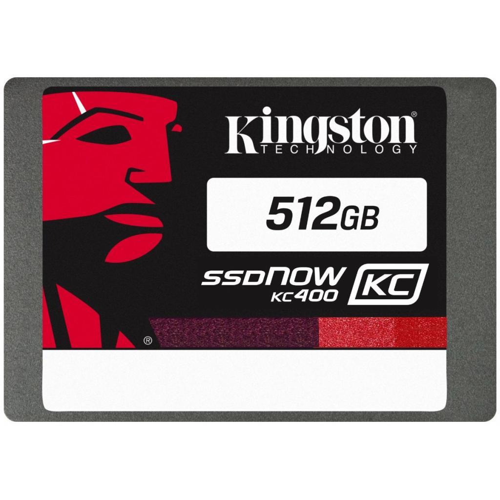 """Накопитель SSD 2.5"""" 512GB Kingston (SKC400S37/512G)"""