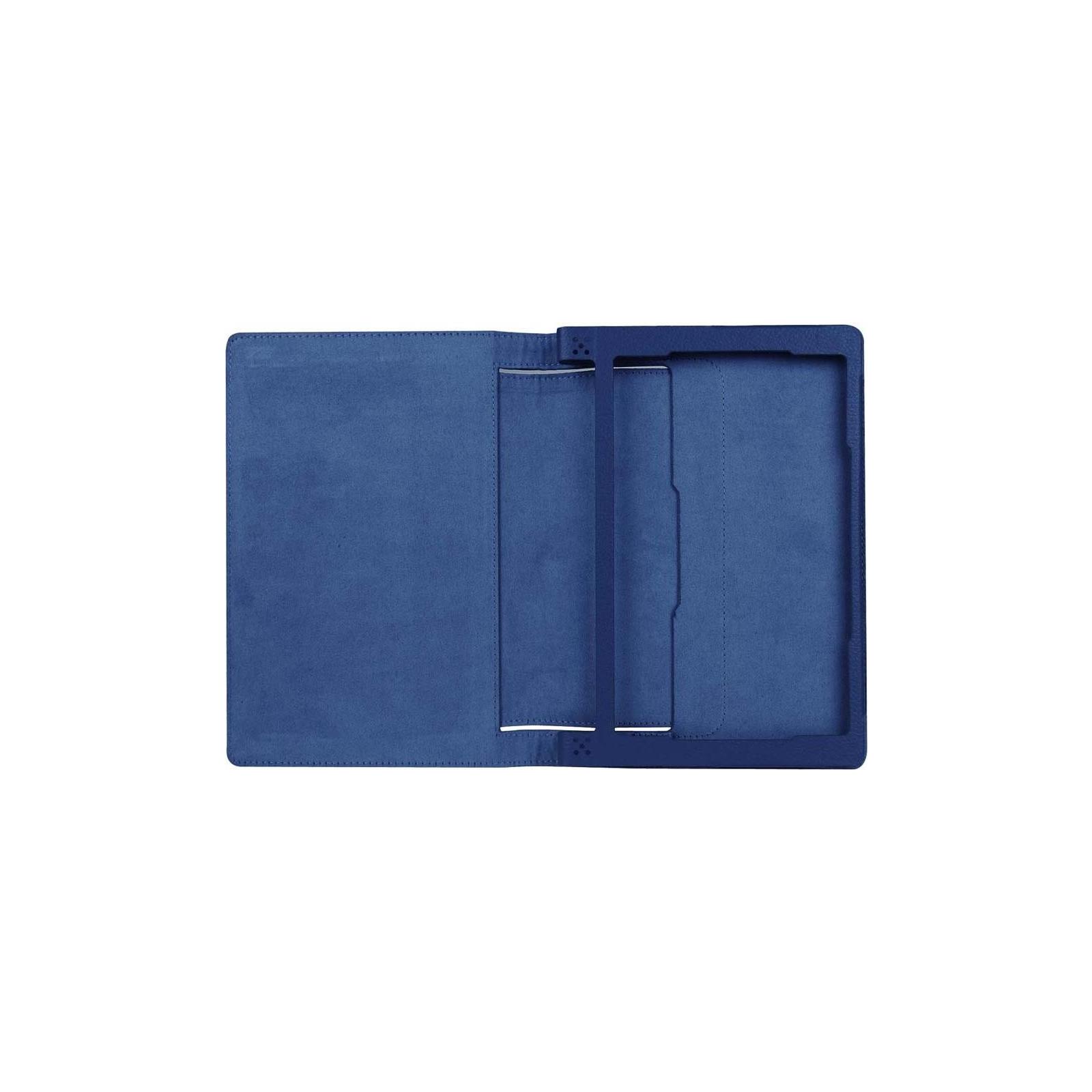 Чехол для планшета AirOn для Lenovo YOGA Tablet 3 8'' blue (4822352770303) изображение 4