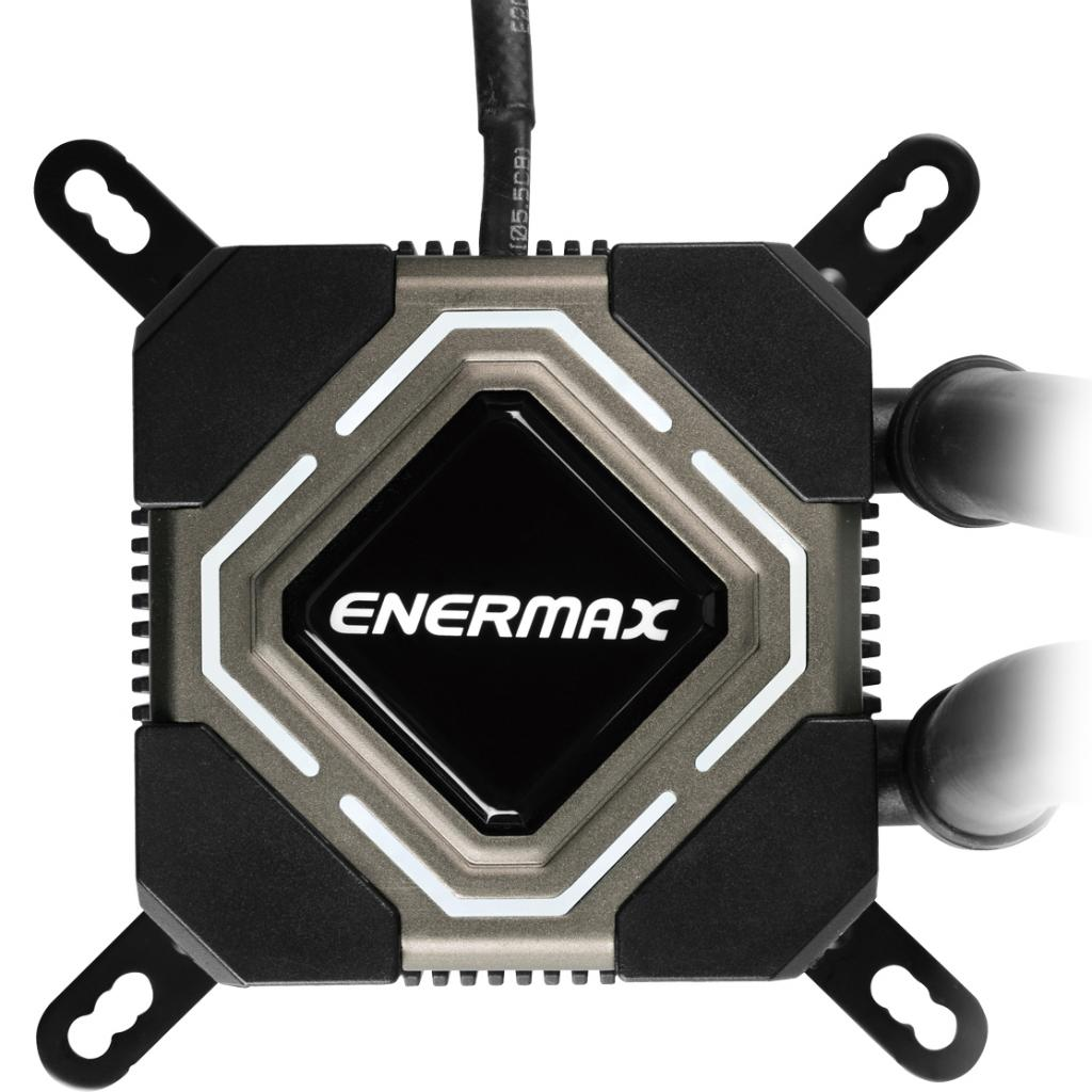 Кулер для процессора ENERMAX Liqmax II 120S (ELC-LMR120S-BS) изображение 2