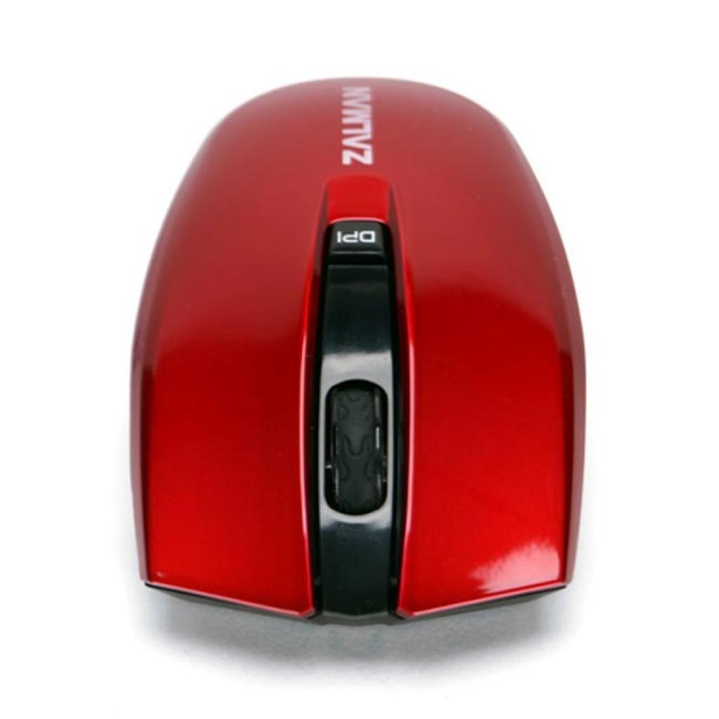 Мышка Zalman ZM-M520W Red изображение 5
