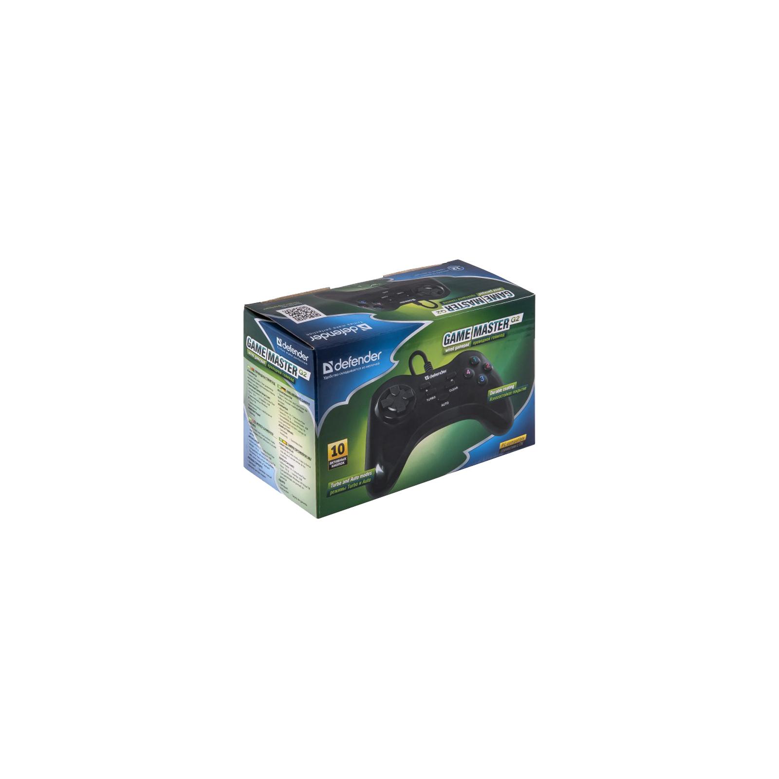 Геймпад Defender Game Master G2 (64258) изображение 4