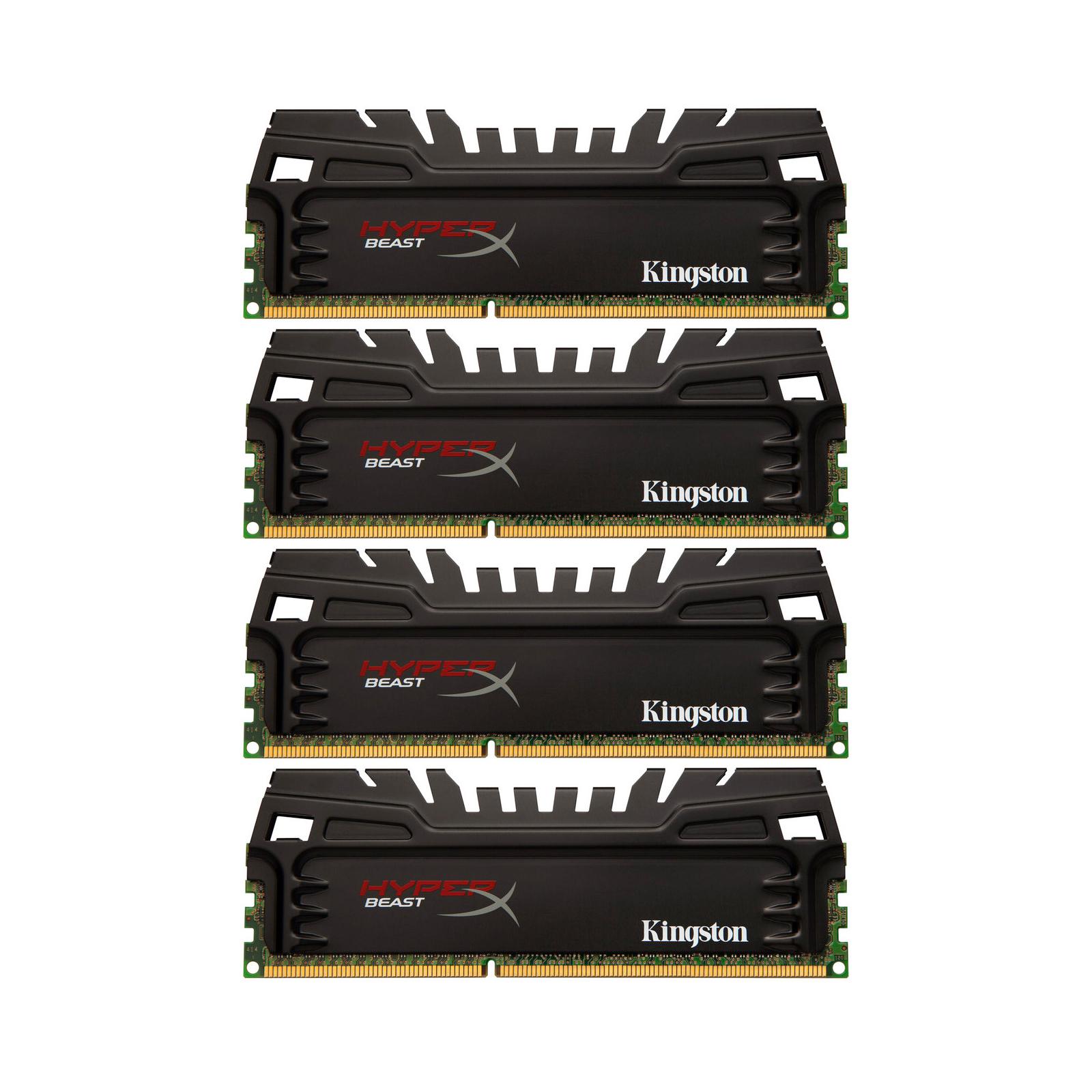 Модуль памяти для компьютера DDR3 16GB 1866 MHz Kingston (HX318C9T3K4/16)