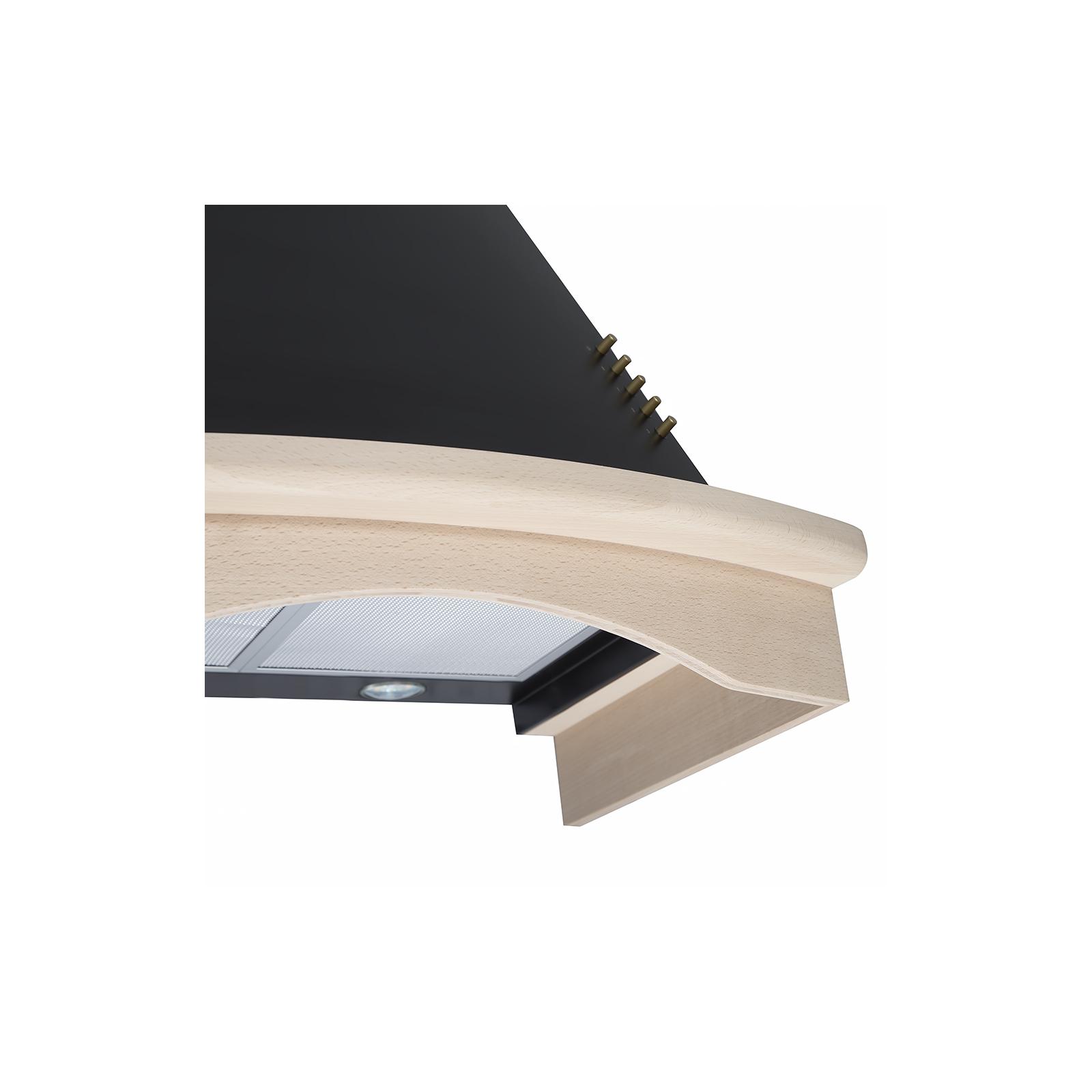 Вытяжка кухонная PERFELLI K 614 Black Country LED изображение 3