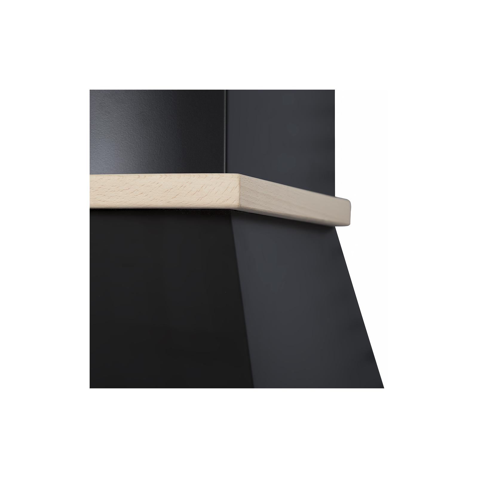 Вытяжка кухонная PERFELLI K 614 Black Country LED изображение 4