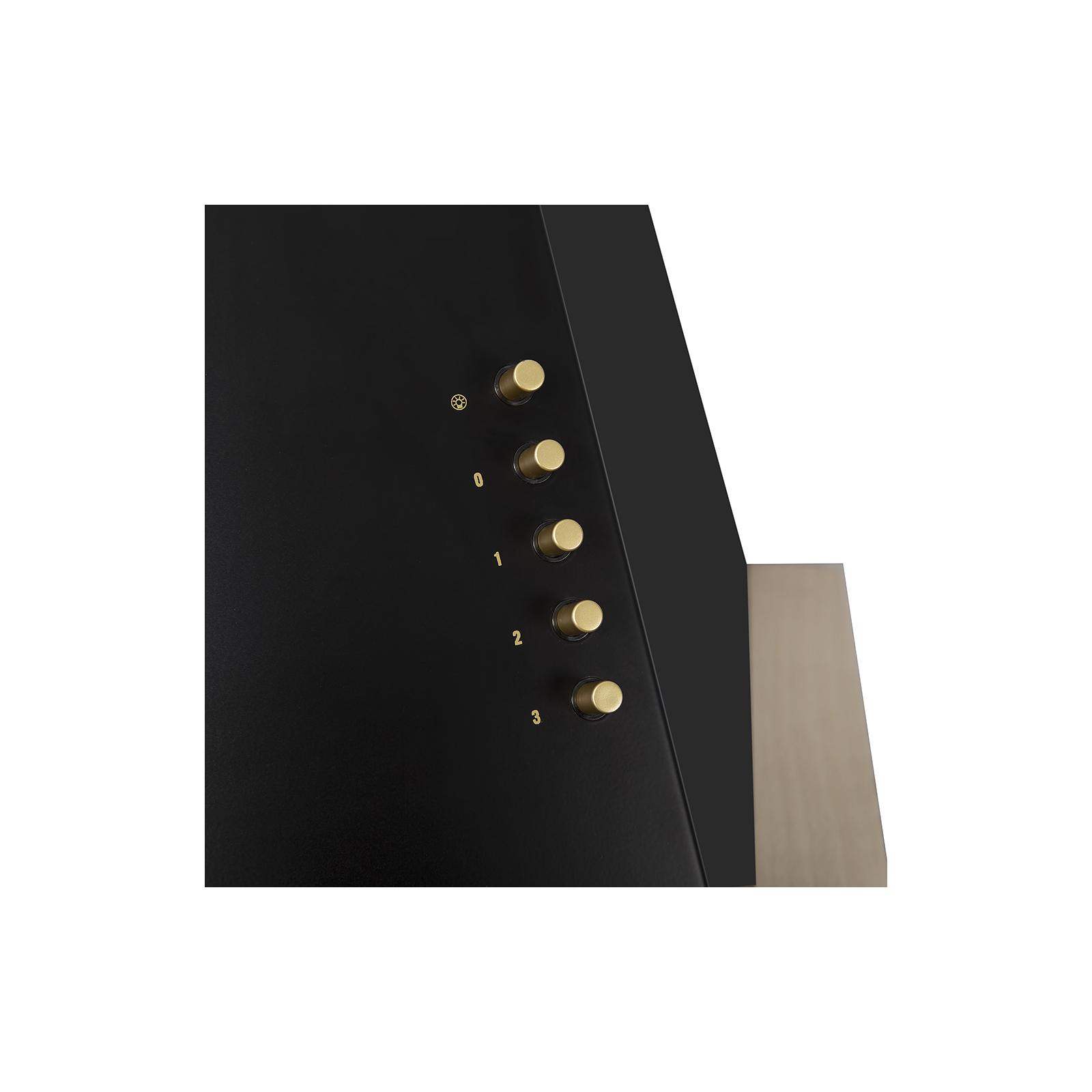 Вытяжка кухонная PERFELLI K 614 Black Country LED изображение 5