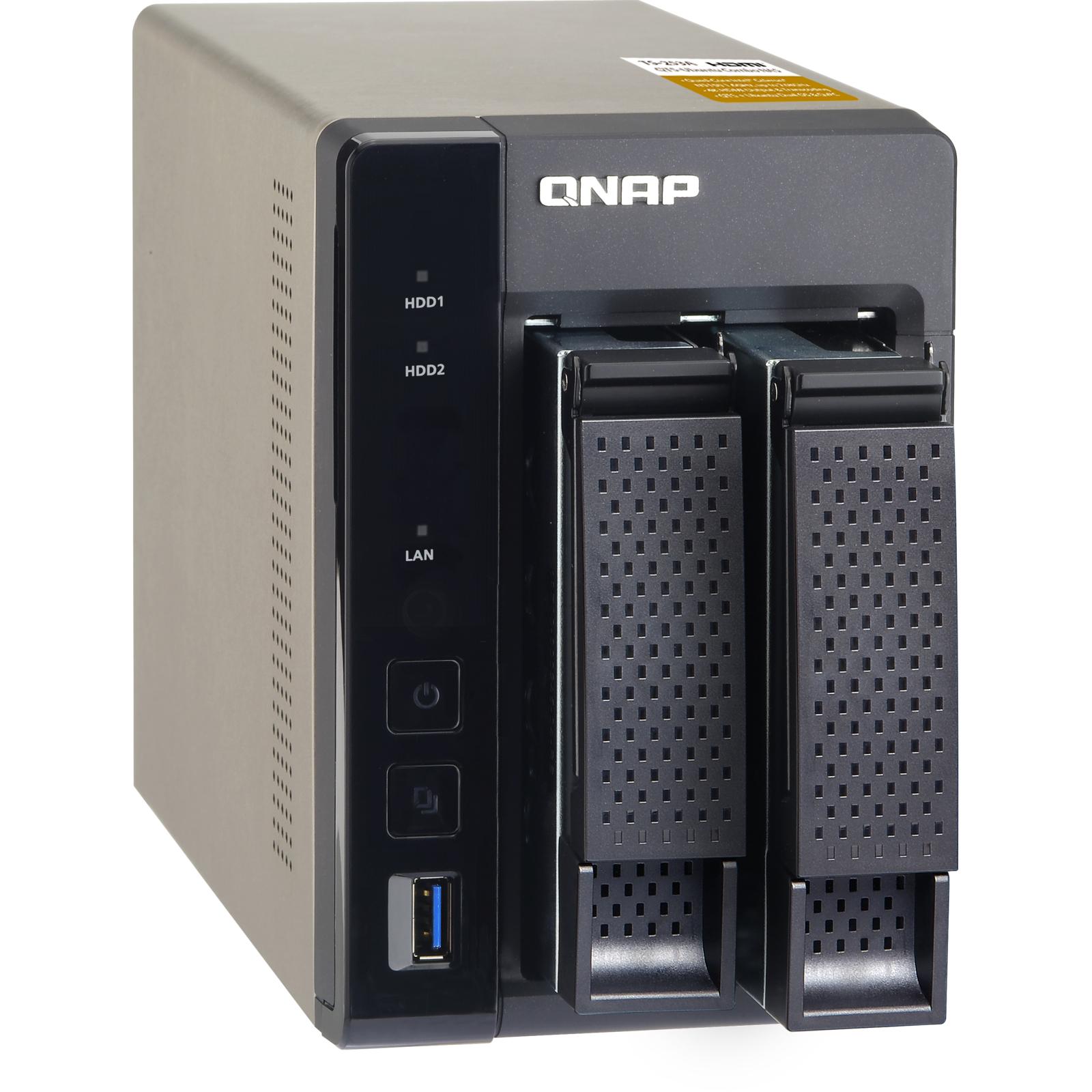 NAS QNap TS-253A изображение 7