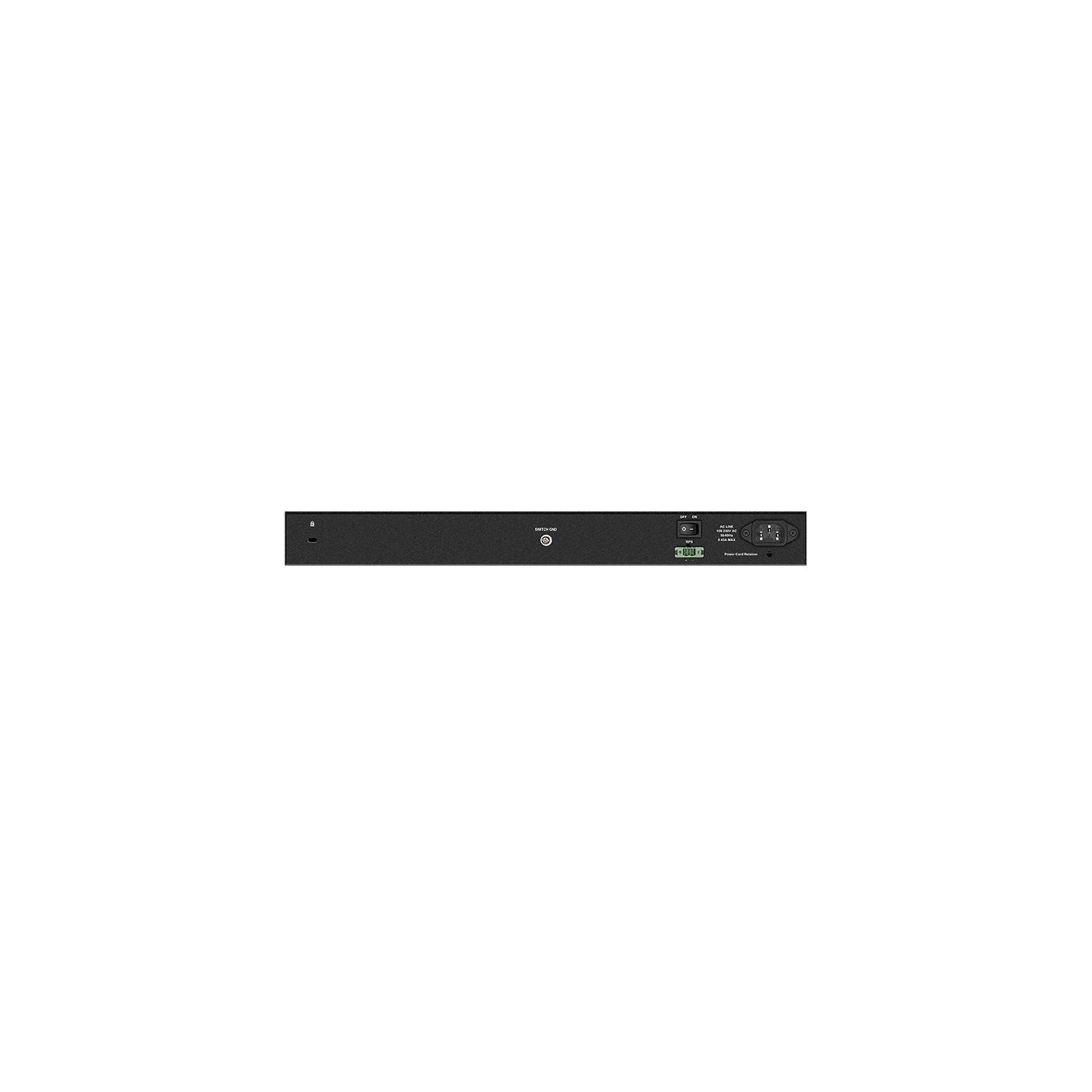 Коммутатор сетевой D-Link DGS-1210-28/ME/P/B изображение 3