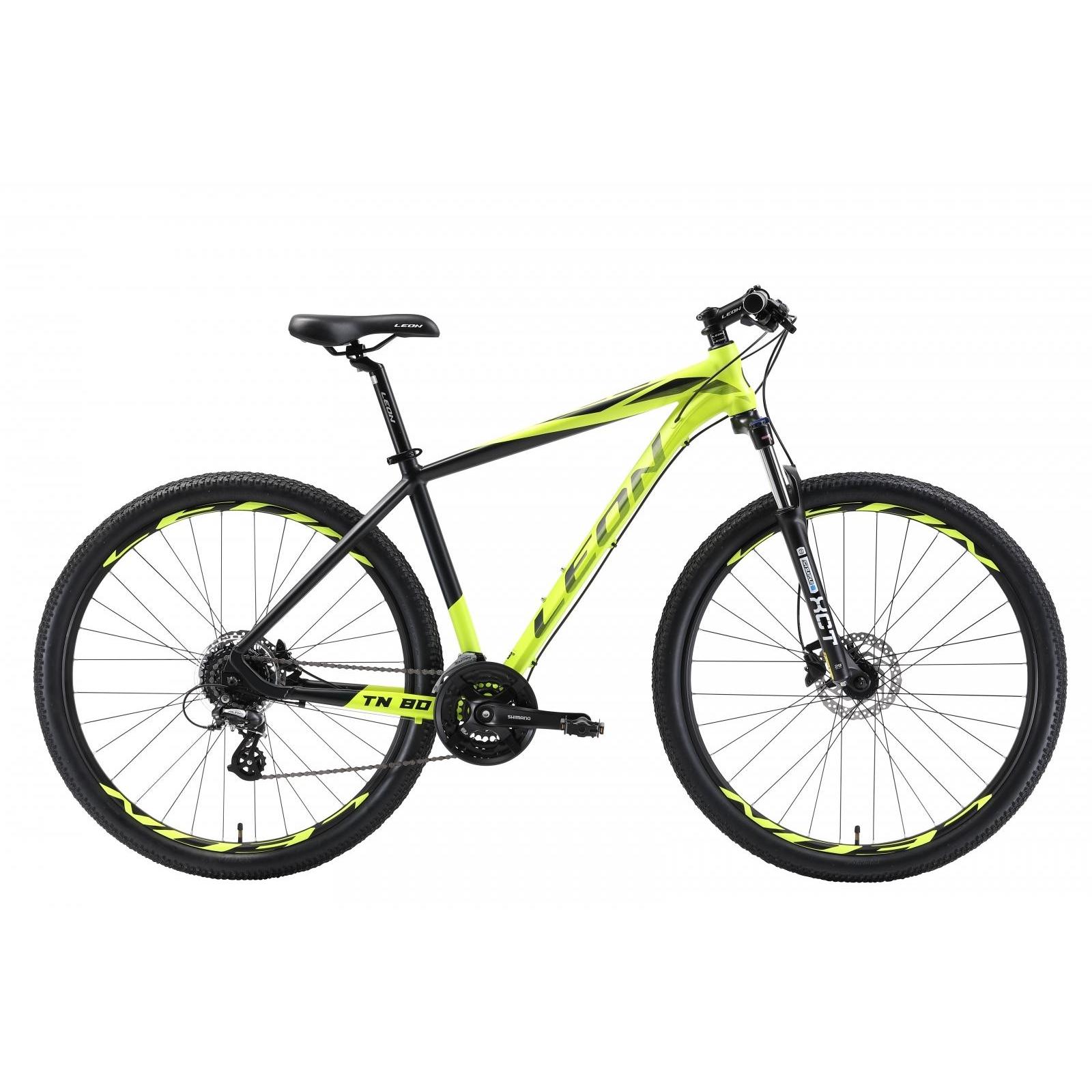 """Велосипед Leon 29"""" TN-80 2018 AM Hydraulic lock out 14G HDD рама-21"""" Al (OPS-LN-29-032)"""
