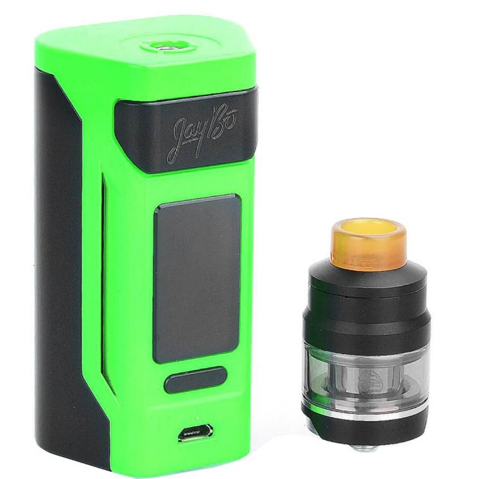 Стартовый набор Wismec Reuleaux RX2 20700 with Gnome Tank Kit Green (WISRX2KGR) изображение 3