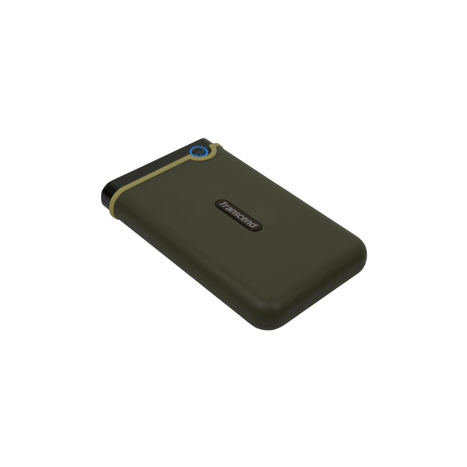 """Внешний жесткий диск 2.5"""" 500GB Transcend (TS500GSJ25M3S) изображение 5"""