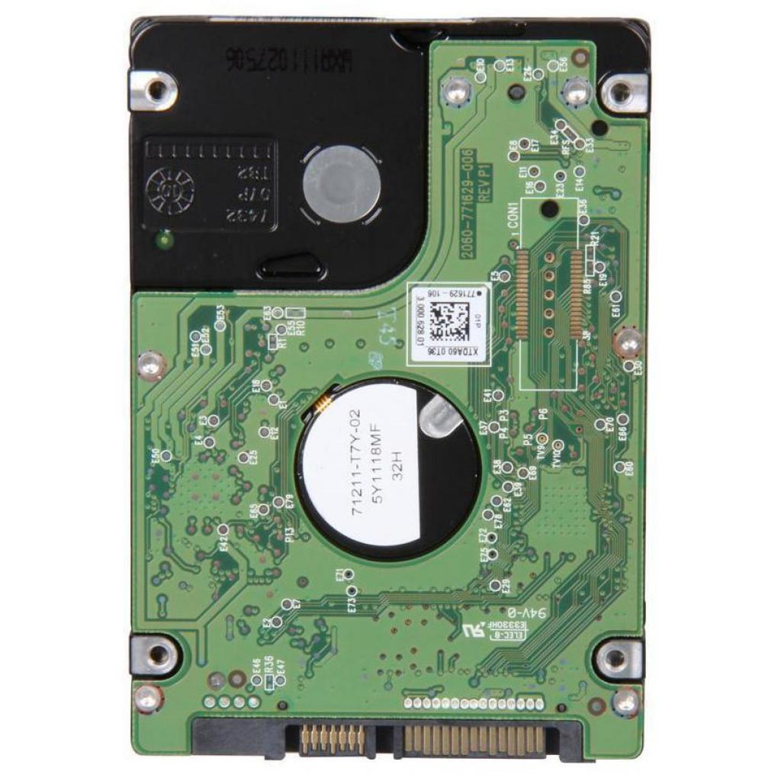 """Жесткий диск для ноутбука 2.5"""" 500GB WD (#WD5000BPKX-FR#) изображение 2"""