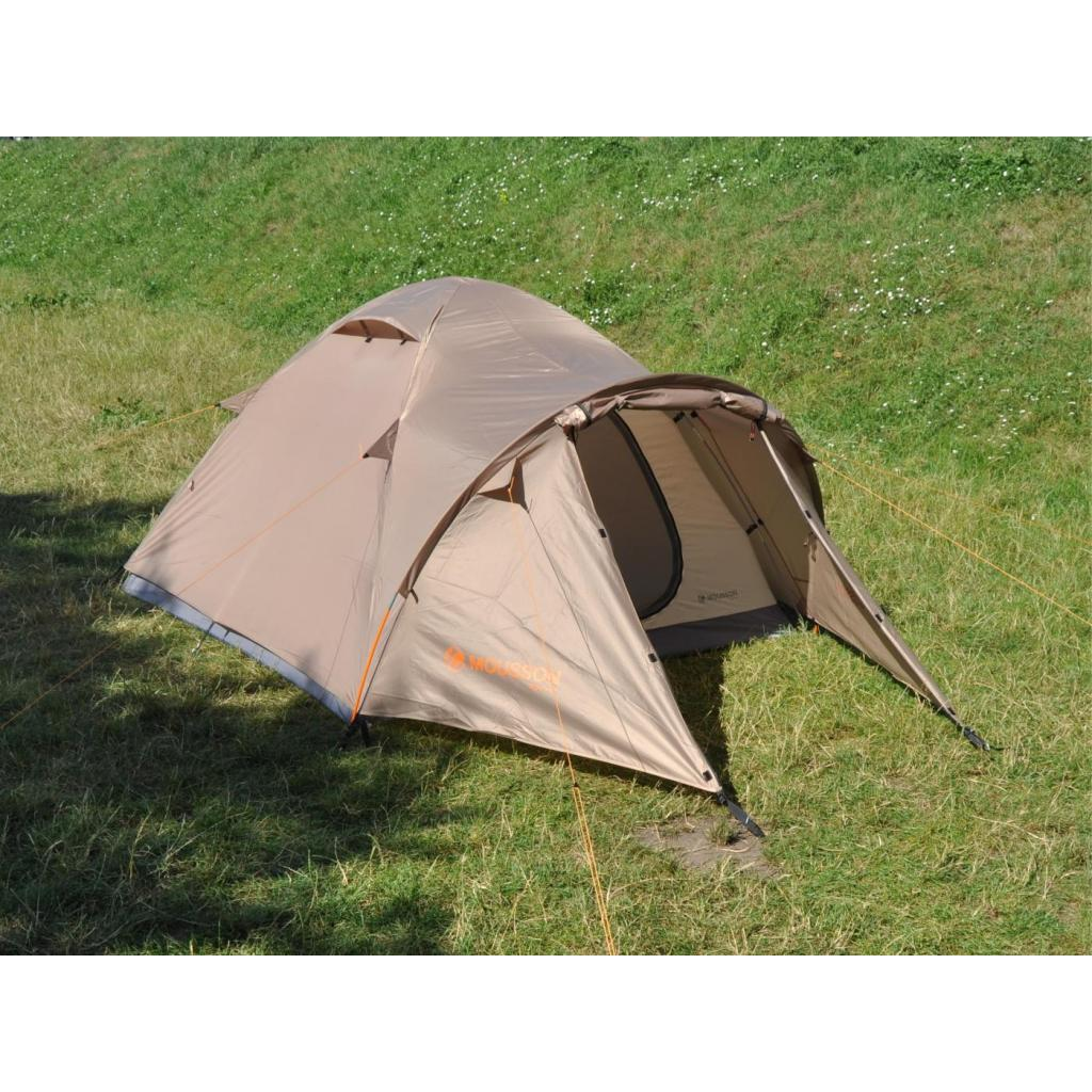 Палатка Mousson ATLANT 3 AL KHAKI (7875) изображение 5