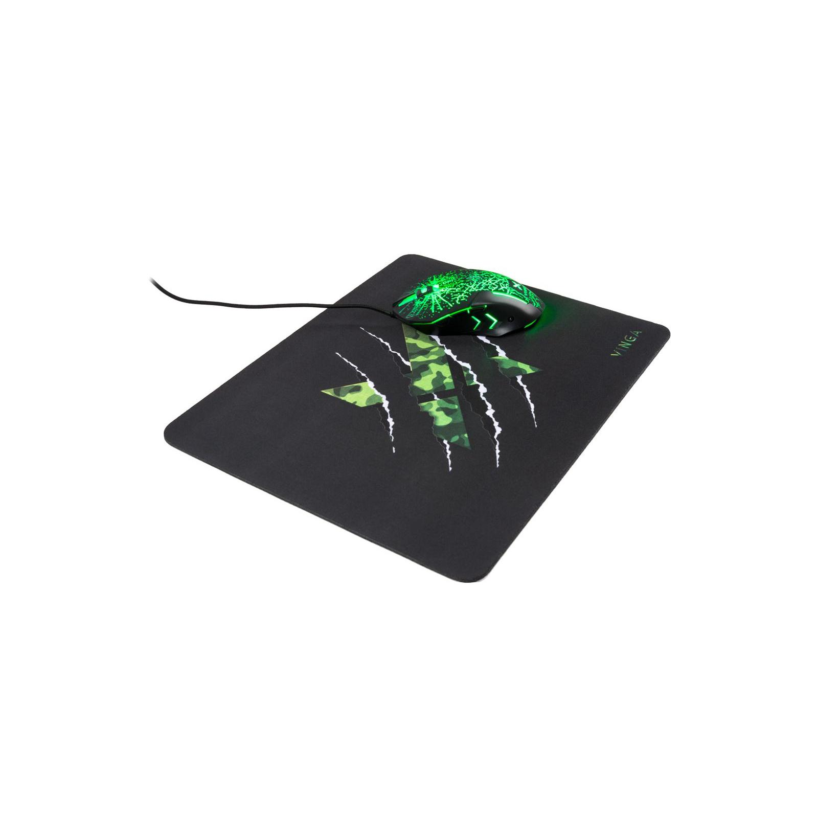 Коврик для мышки Vinga MP343 Black изображение 2