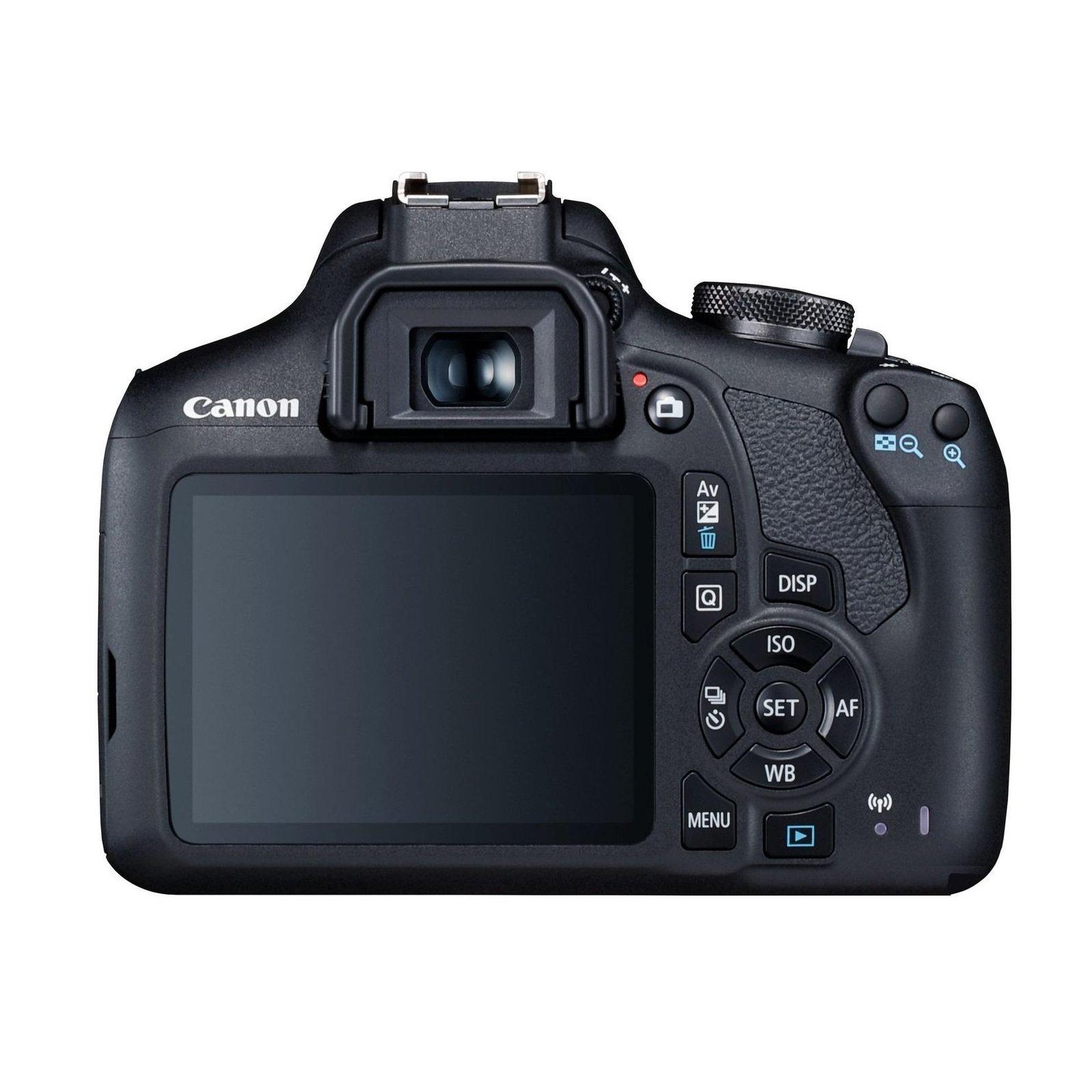 Цифровой фотоаппарат Canon EOS 2000D 18-55 IS II kit (2728C008) изображение 3