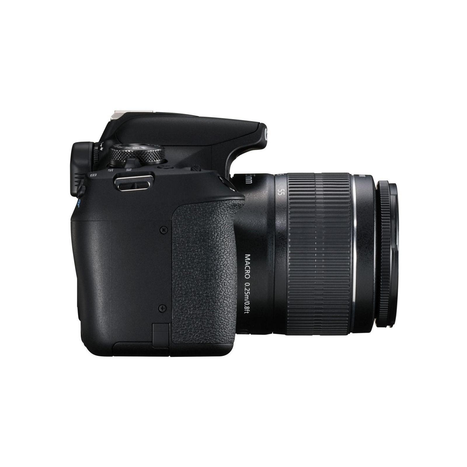 Цифровой фотоаппарат Canon EOS 2000D 18-55 IS II kit (2728C008) изображение 6