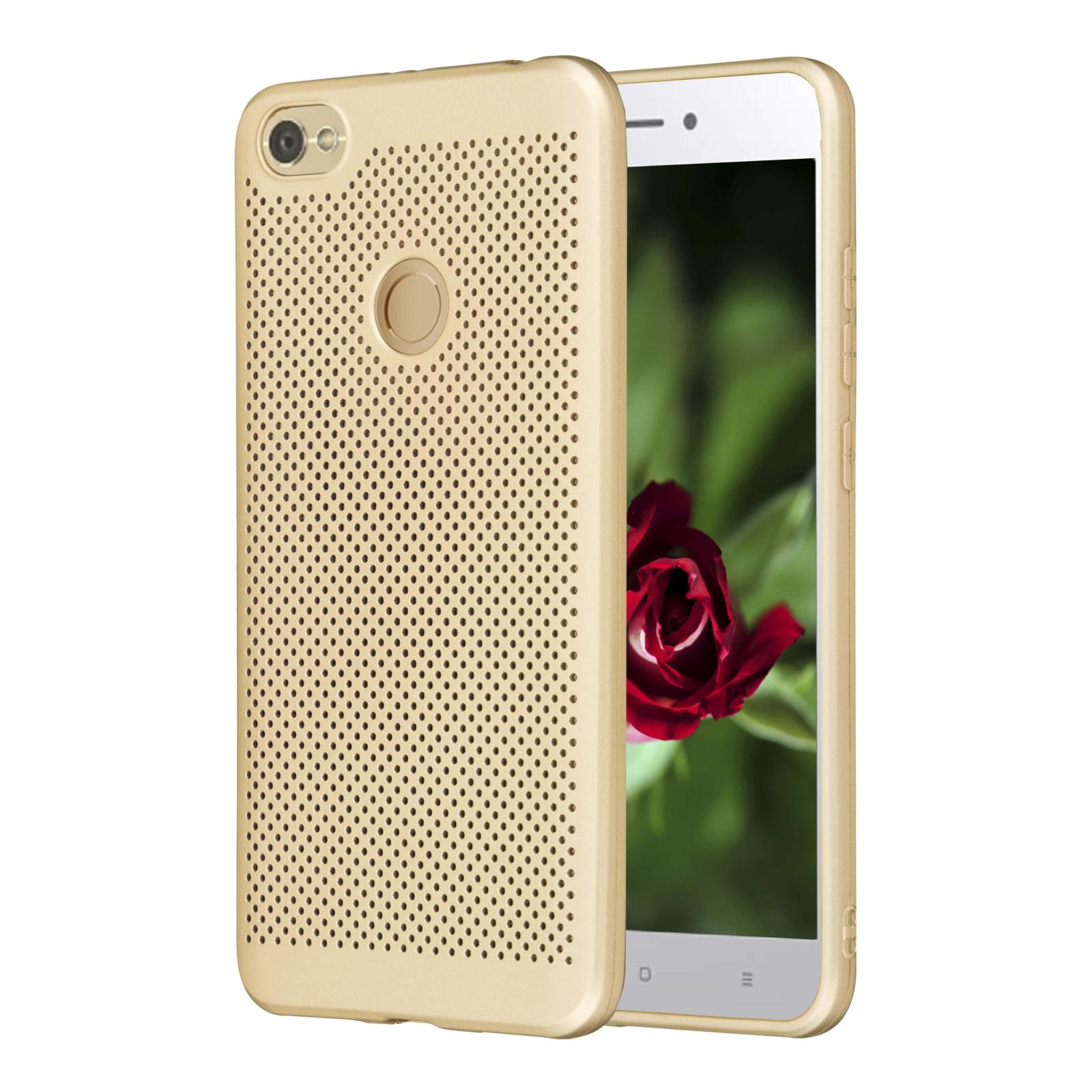 Чехол для моб. телефона MakeFuture TPU/Moon Case для Xiaomi Redmi Note 5A Prime Gold (MCM-XRN5APGD) изображение 2