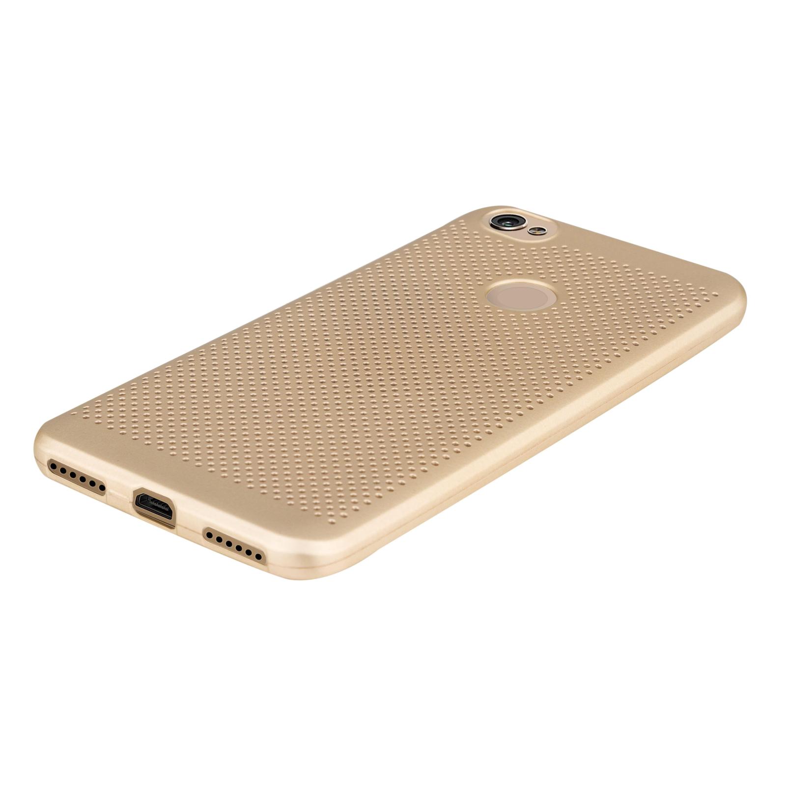 Чехол для моб. телефона MakeFuture TPU/Moon Case для Xiaomi Redmi Note 5A Prime Gold (MCM-XRN5APGD) изображение 3