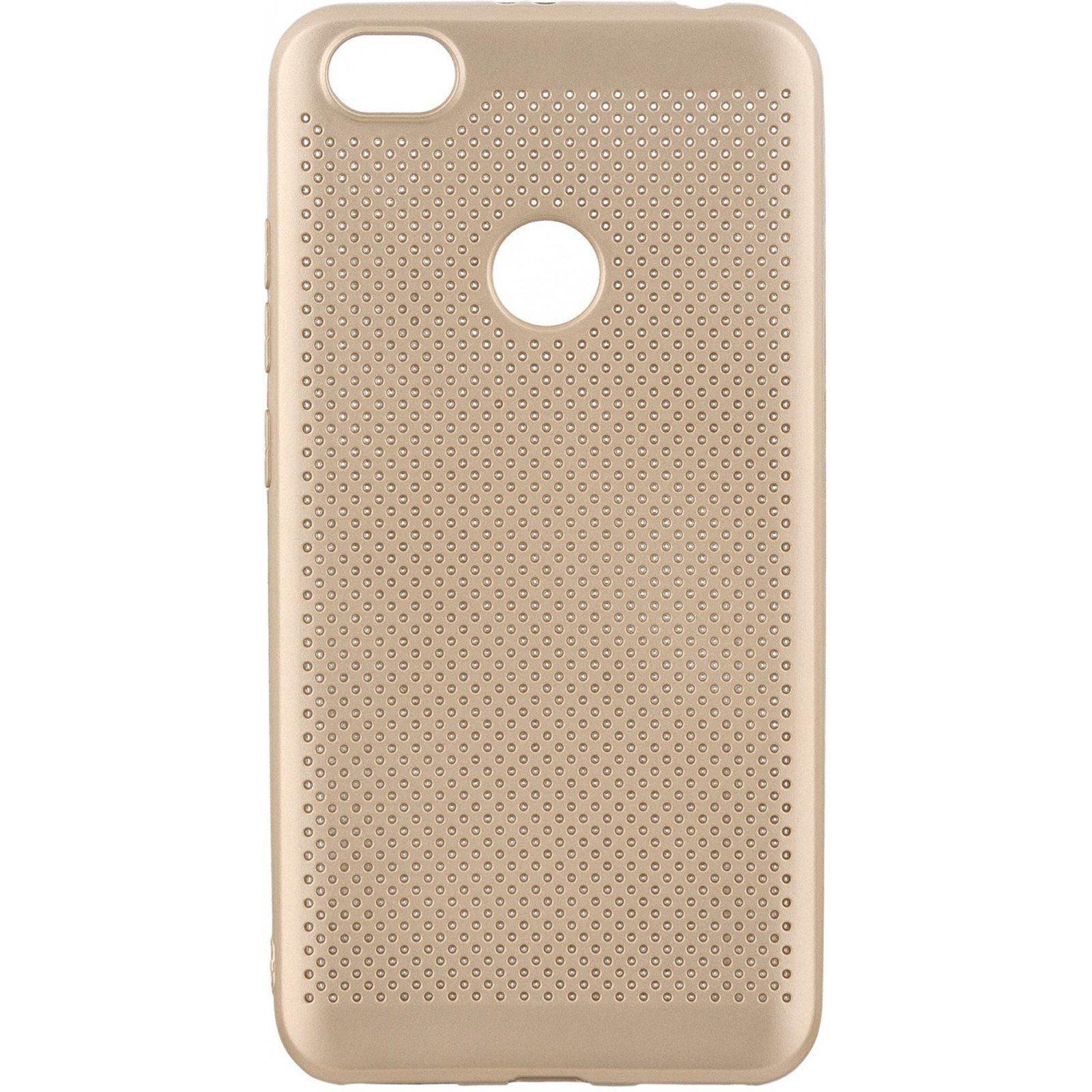 Чехол для моб. телефона MakeFuture TPU/Moon Case для Xiaomi Redmi Note 5A Prime Gold (MCM-XRN5APGD) изображение 4