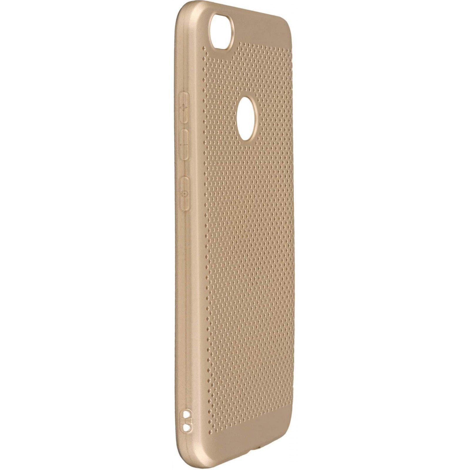 Чехол для моб. телефона MakeFuture TPU/Moon Case для Xiaomi Redmi Note 5A Prime Gold (MCM-XRN5APGD) изображение 5