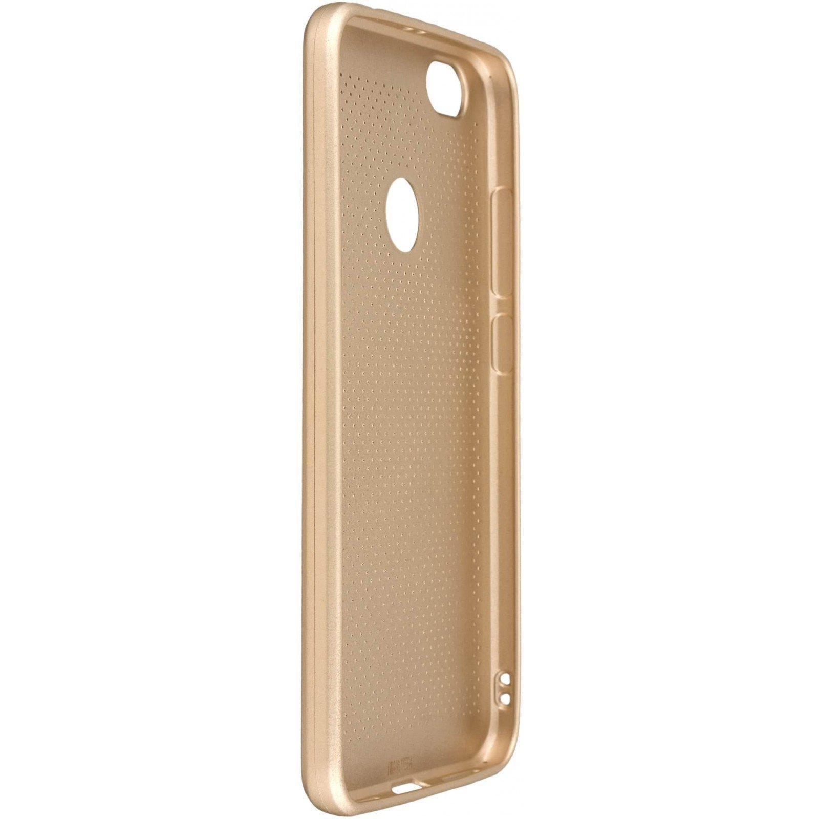 Чехол для моб. телефона MakeFuture TPU/Moon Case для Xiaomi Redmi Note 5A Prime Gold (MCM-XRN5APGD) изображение 6