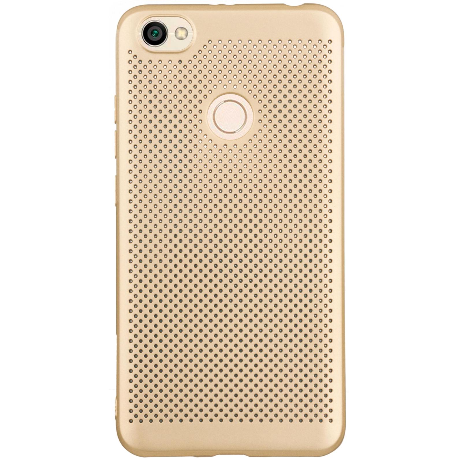 Чехол для моб. телефона MakeFuture TPU/Moon Case для Xiaomi Redmi Note 5A Prime Gold (MCM-XRN5APGD)