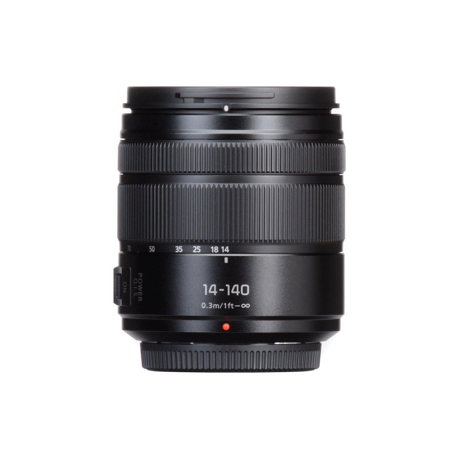Объектив PANASONIC Micro 4/3 Lens 14-140mm f/3.5-5.6 ASPH. POWER O.I.S. Lumix G (H-FS14140E9K) изображение 3