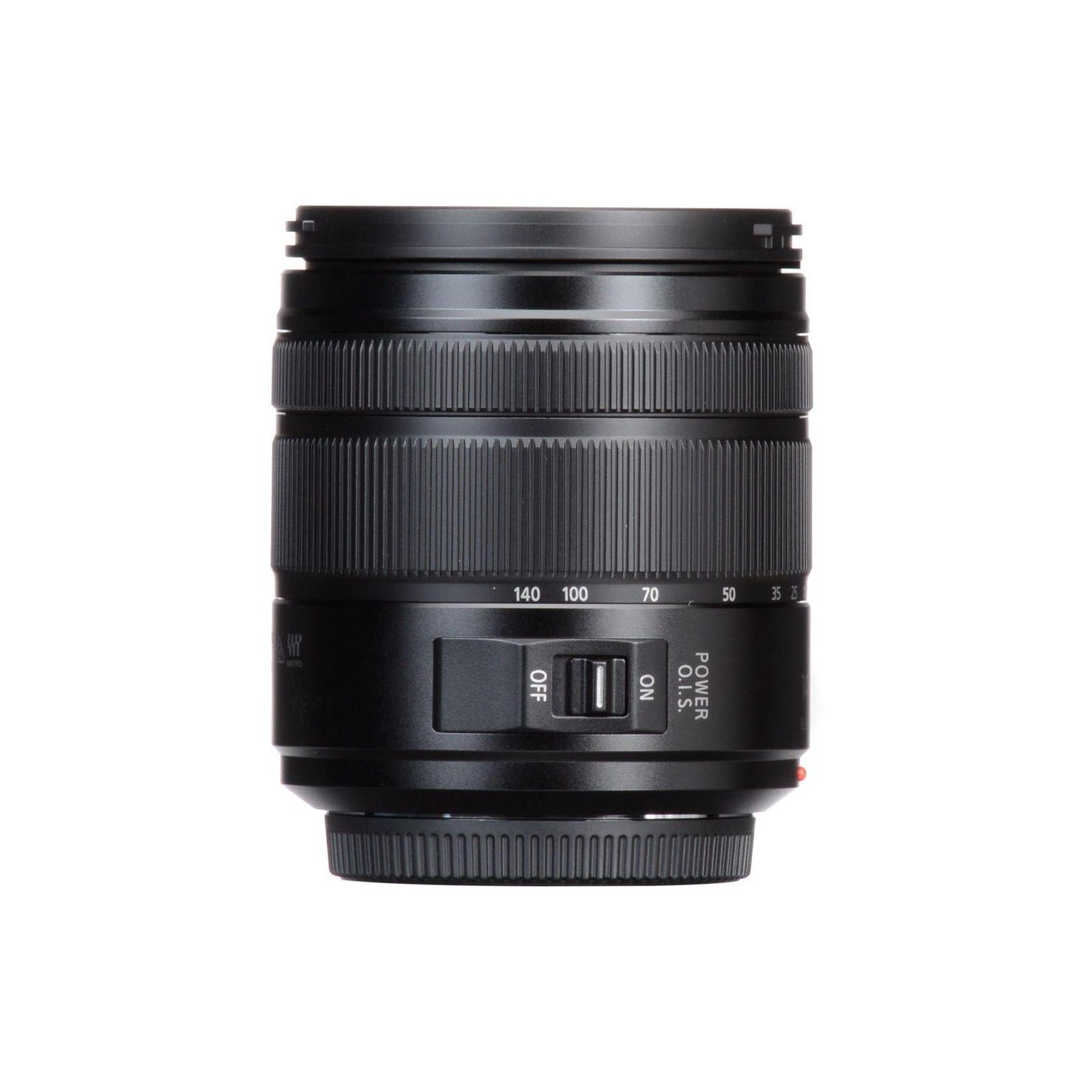 Объектив PANASONIC Micro 4/3 Lens 14-140mm f/3.5-5.6 ASPH. POWER O.I.S. Lumix G (H-FS14140E9K) изображение 4