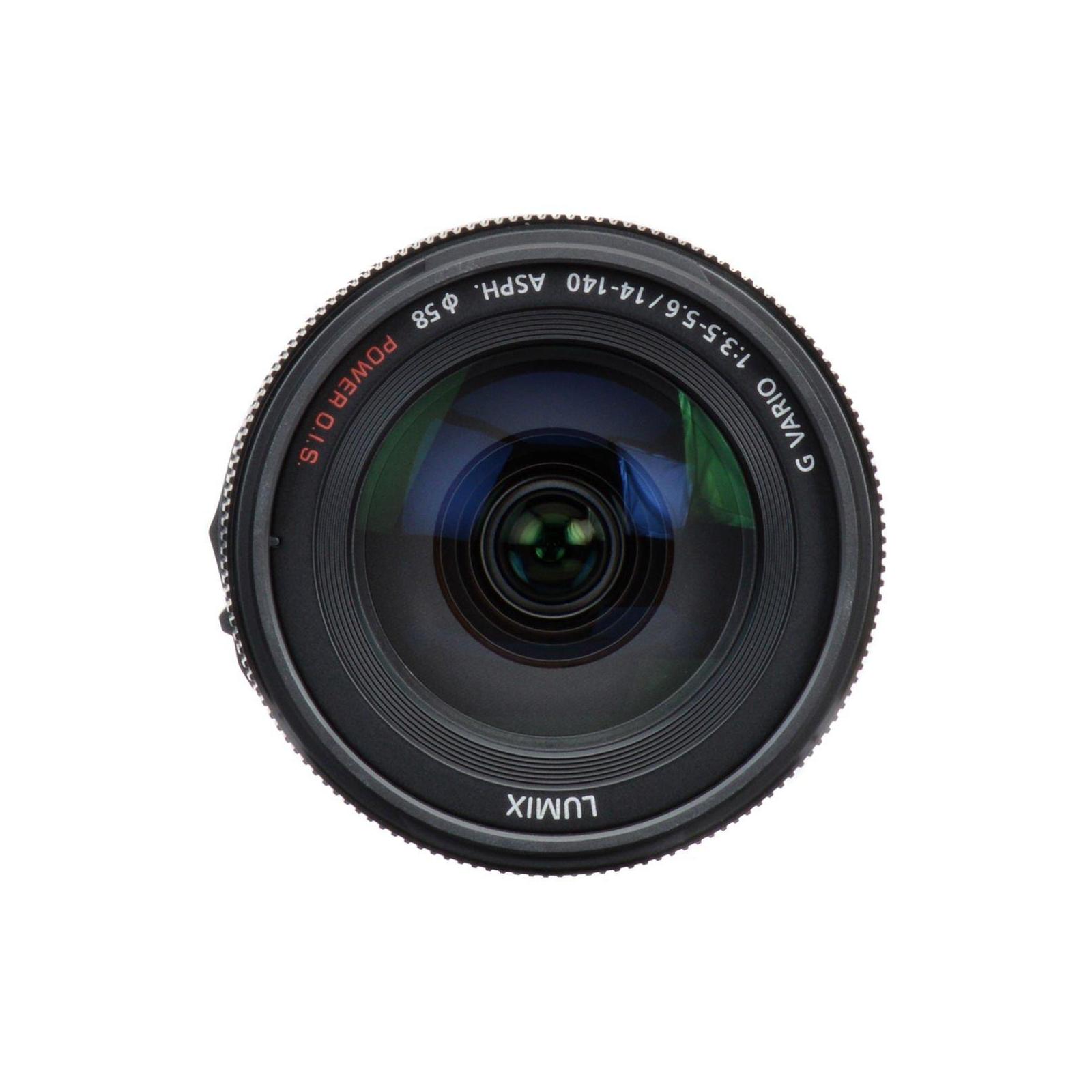 Объектив PANASONIC Micro 4/3 Lens 14-140mm f/3.5-5.6 ASPH. POWER O.I.S. Lumix G (H-FS14140E9K) изображение 5