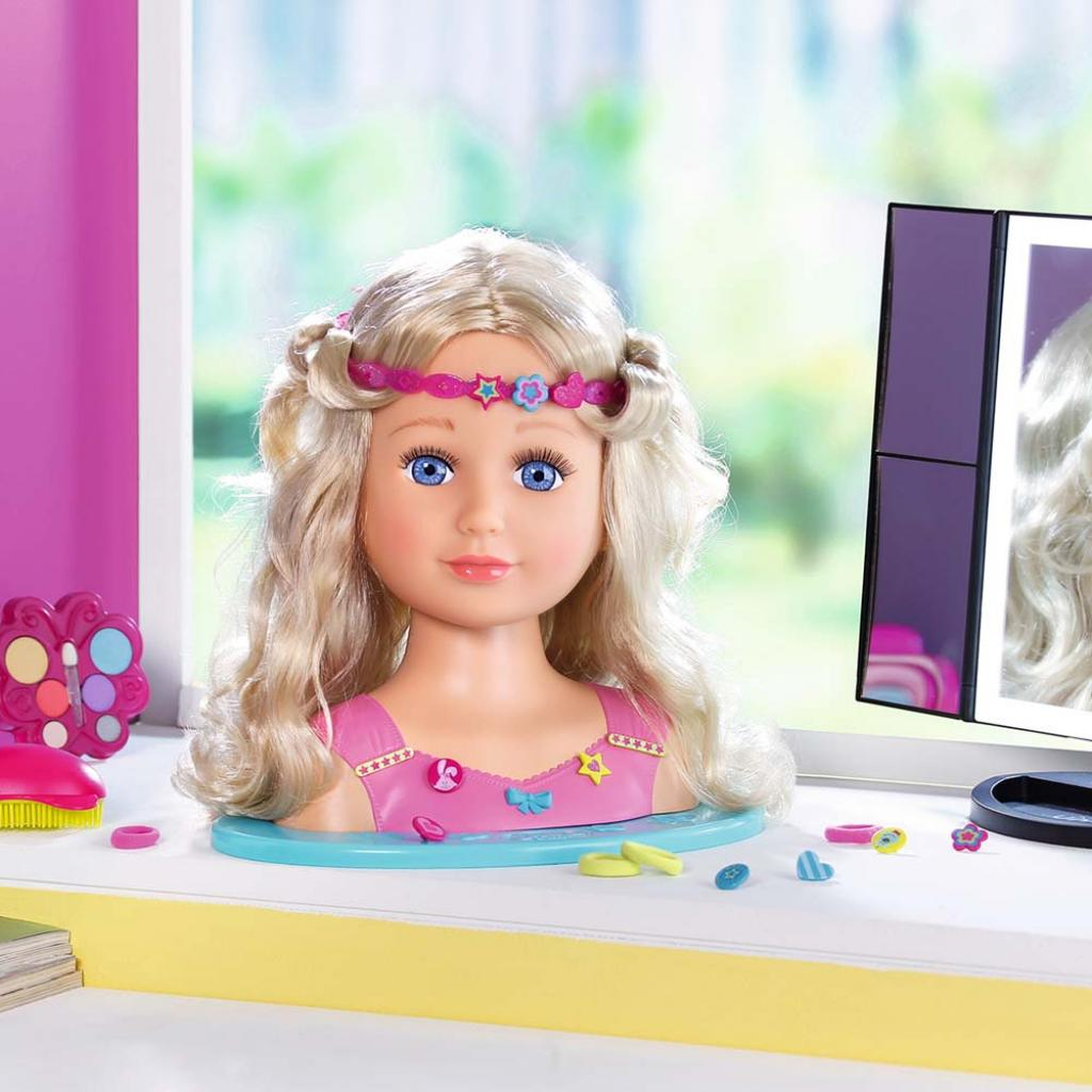Кукла Zapf манекен My Model Сестричка с аксессуарами (824788) изображение 10