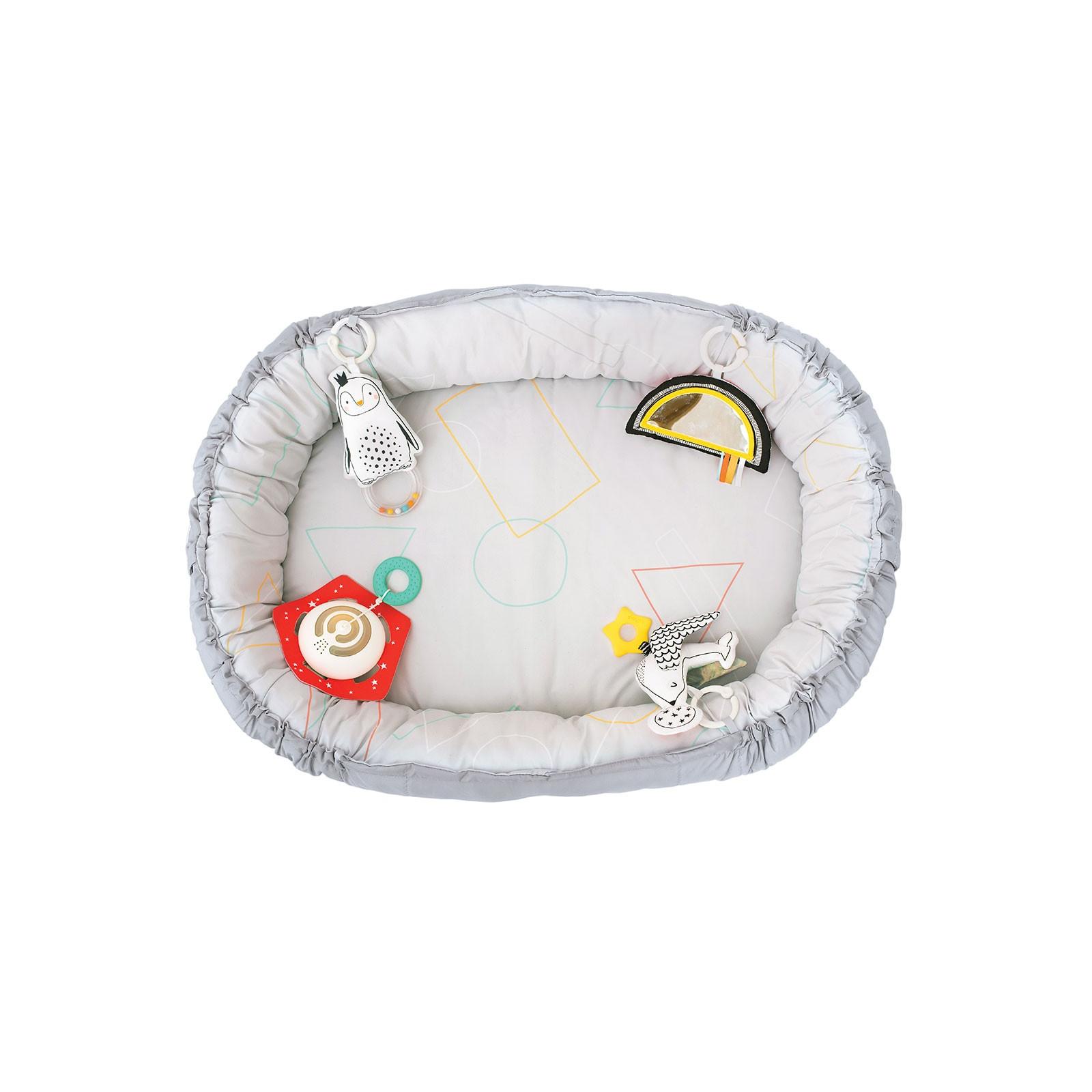 Детский коврик Taf Toys Полярное сияние 4-в-1 музыкальный кокон (12235) изображение 3