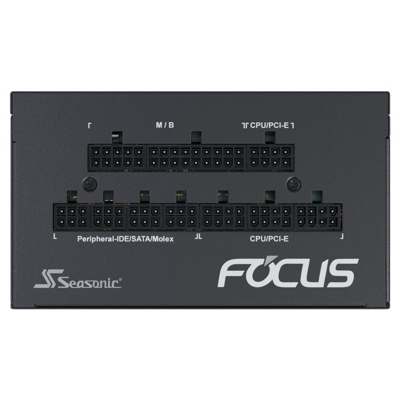 Блок питания Seasonic 650W FOCUS Gold NEW (FOCUS GX-650 (SSR-650FX)) изображение 3
