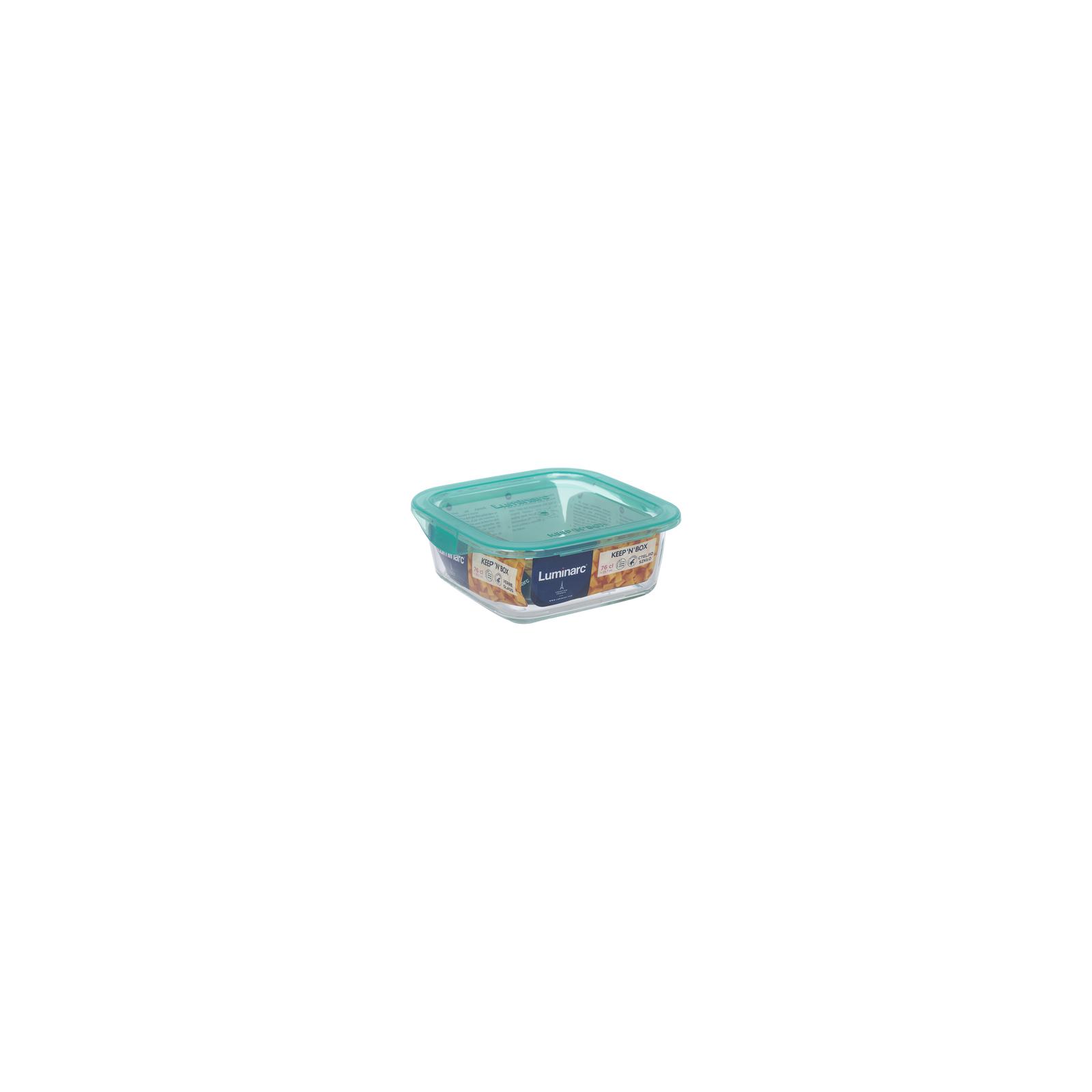 Пищевой контейнер Luminarc Keep'n Box Lagoon квадр. 760 мл (P5521) изображение 3