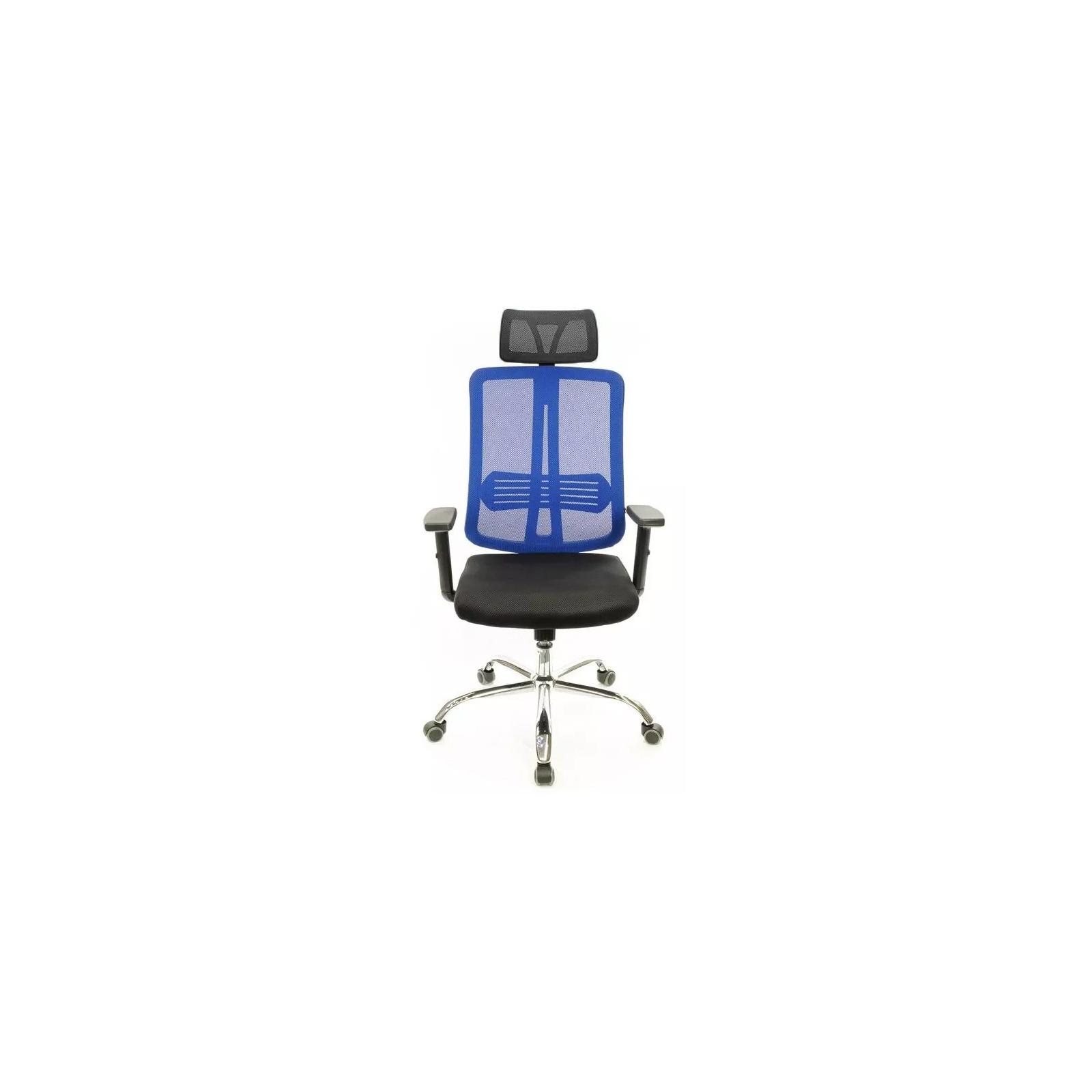 Офисное кресло Аклас Сити CH ANF Синее (15993) изображение 2