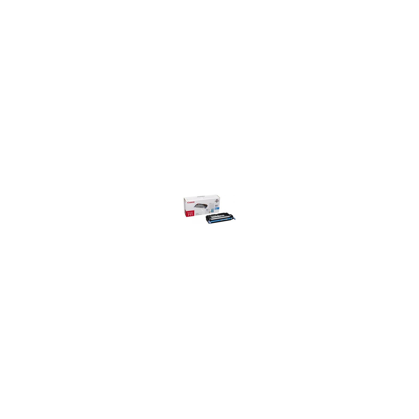Картридж Canon 711 Cyan для LBP5300 (1659B002)