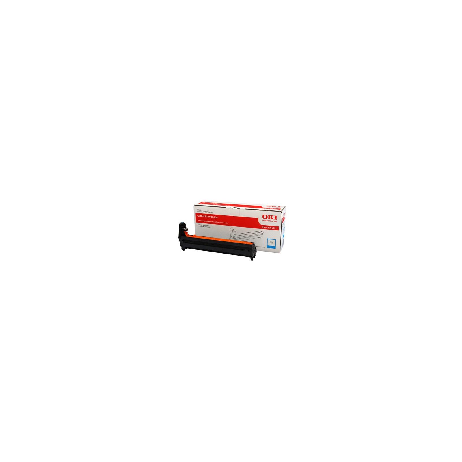 Фотокондуктор OKI C810/830/MC860/C801/C821 Cyan (44064011)