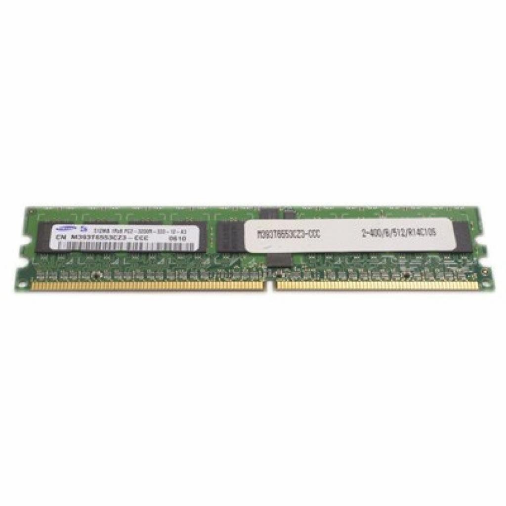Модуль памяти для сервера DDR2 512MB Samsung (M393T6553CZ3-CCCSI)