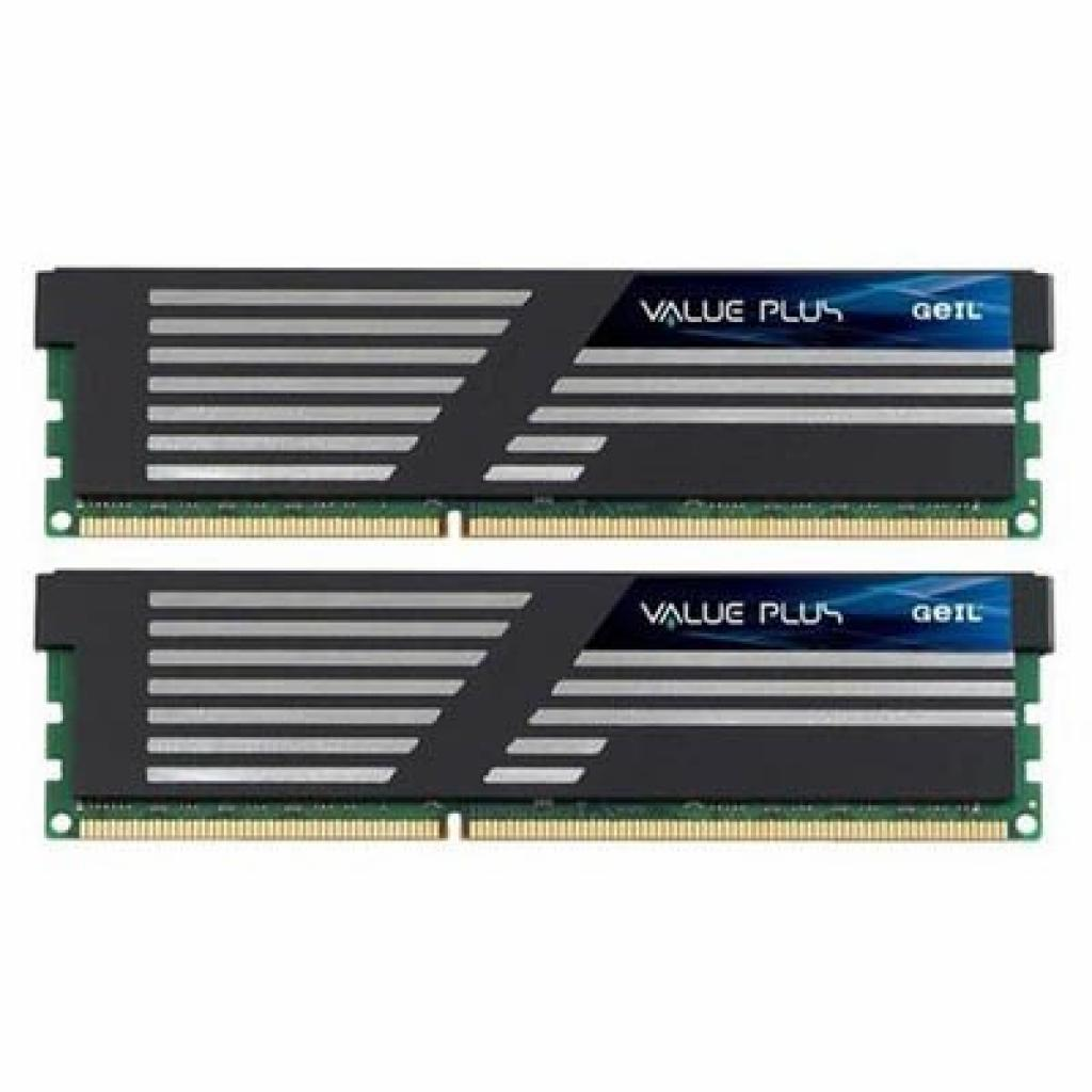 Модуль памяти для компьютера DDR3 4GB (2x2GB) 1333 MHz GEIL (GVP34GB1333C9DCN)