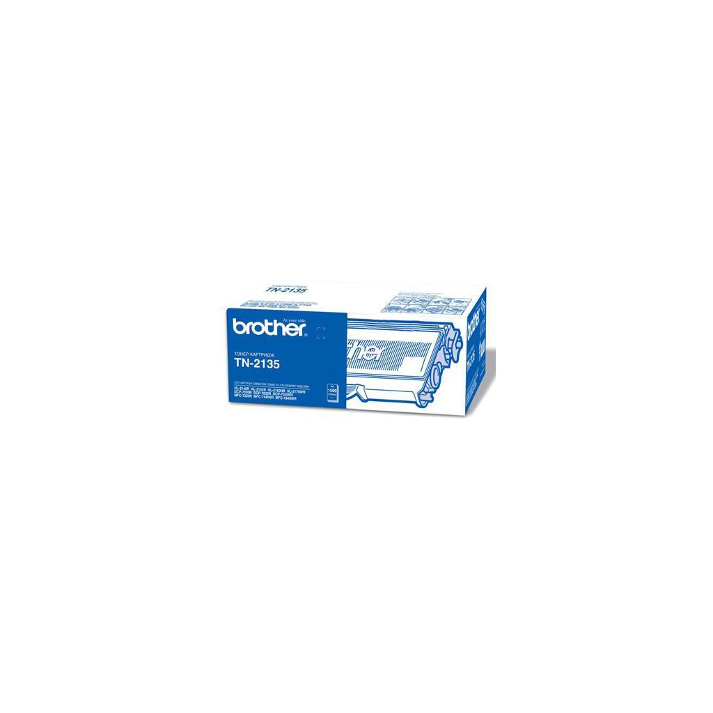 Картридж Brother для HL-21x0R,DCP-7030/7032 (1500ст) (TN2135)
