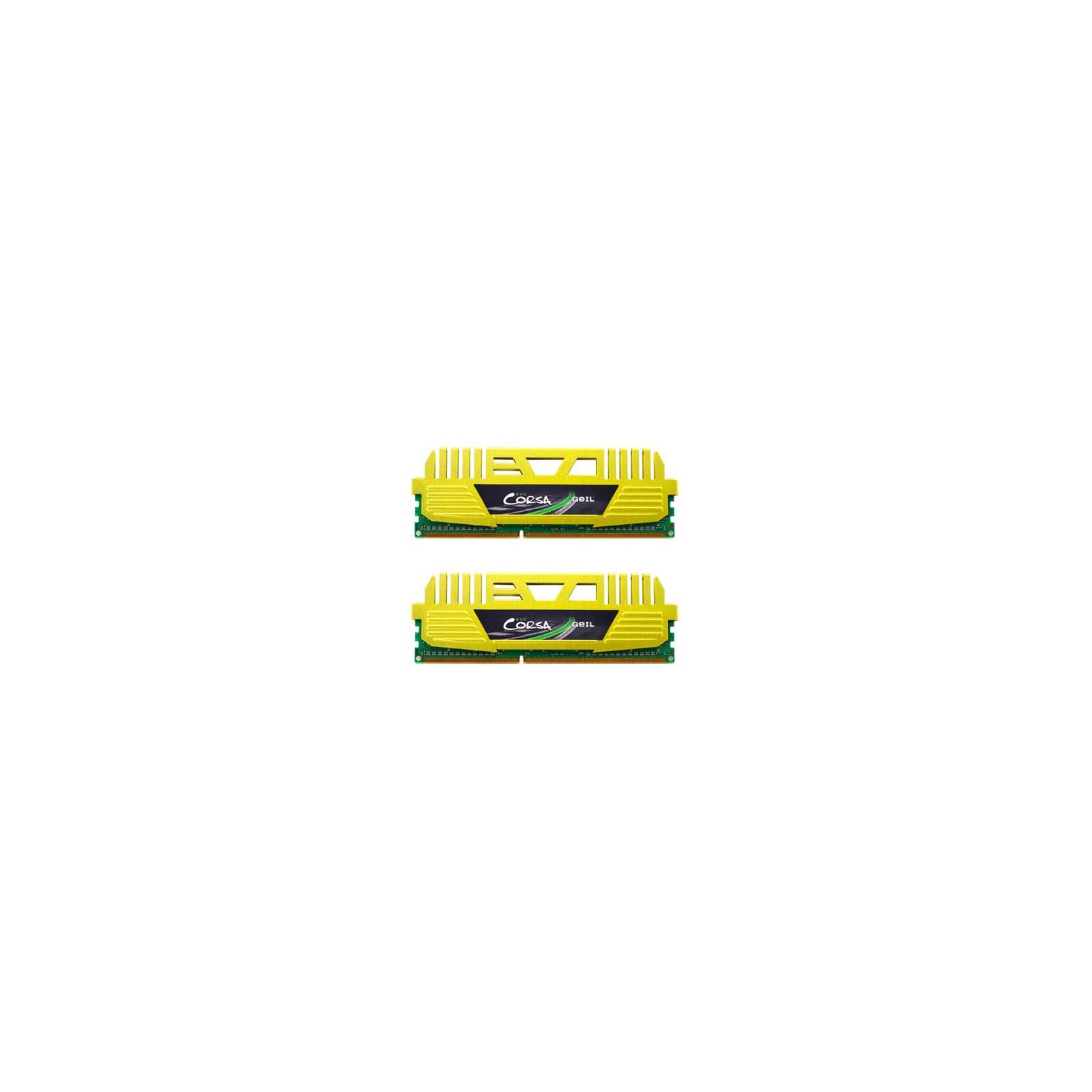 Модуль памяти для компьютера DDR3 4GB (2x2GB) 1866 MHz GEIL (GOC34GB1866C10DC)