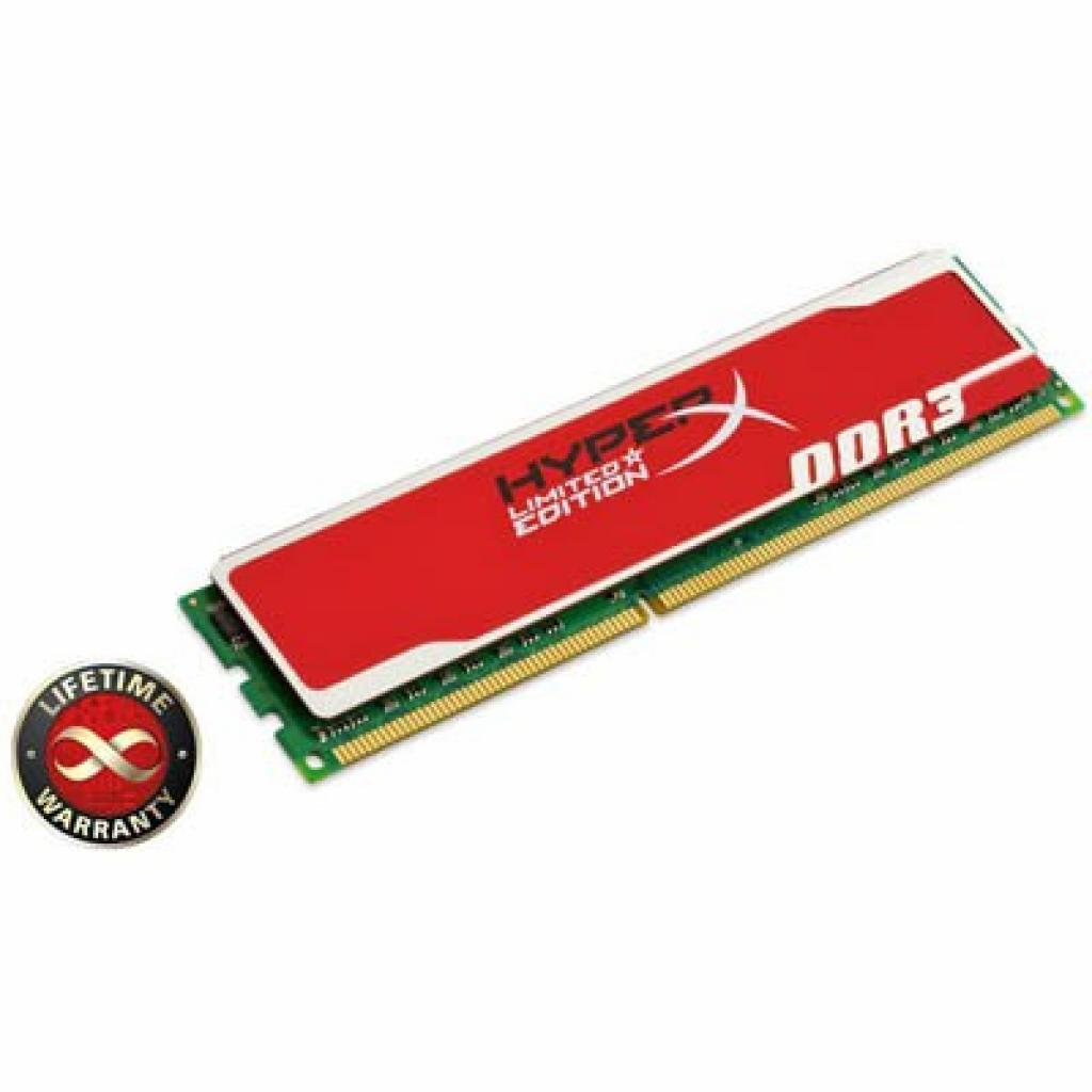 Модуль памяти для компьютера DDR3 2GB 1600 MHz Kingston (KHX16C9B1R/2)